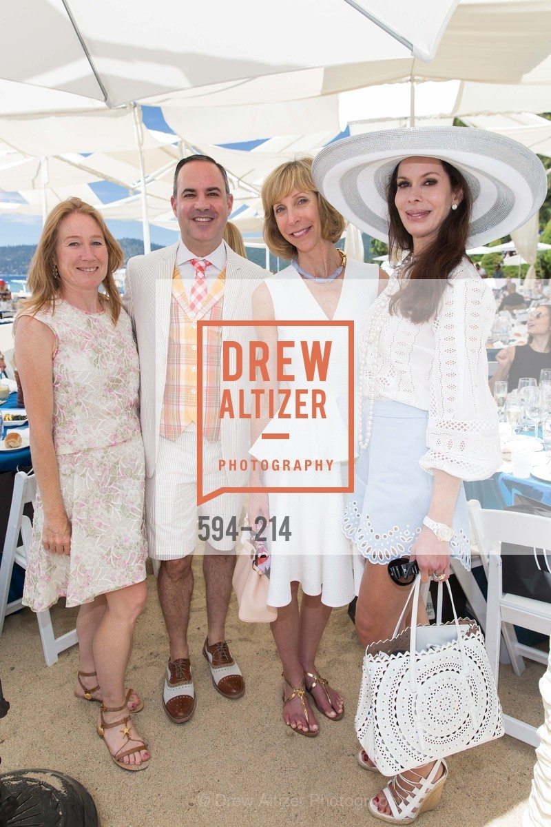 Heather Preston, Robert Arnold-Kraft, Nancy Kukacka, Stephanie Marver, Saks Fifth Avenue and The League to Save Lake Tahoe Present Fashion on the Lake, Private Residence, August 1st, 2015,Drew Altizer, Drew Altizer Photography, full-service agency, private events, San Francisco photographer, photographer california