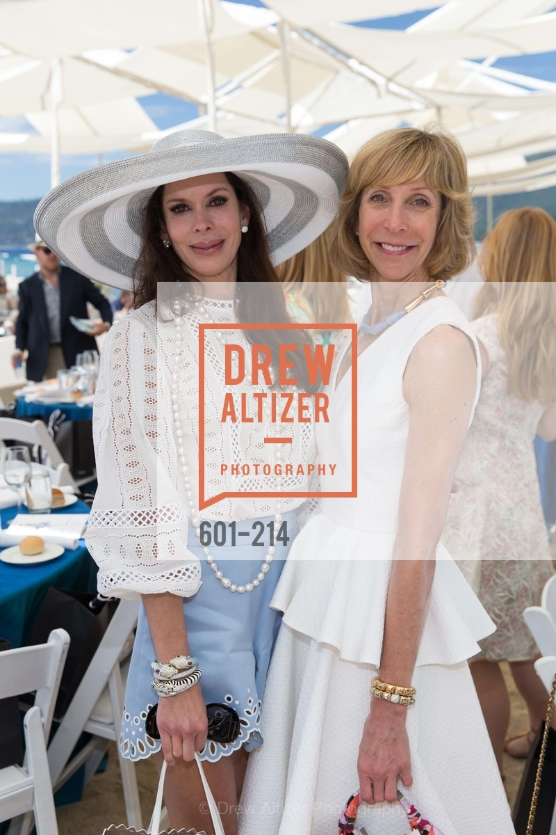 Stephanie Marver, Nancy Kukacka, Saks Fifth Avenue and The League to Save Lake Tahoe Present Fashion on the Lake, Private Residence, August 1st, 2015,Drew Altizer, Drew Altizer Photography, full-service agency, private events, San Francisco photographer, photographer california