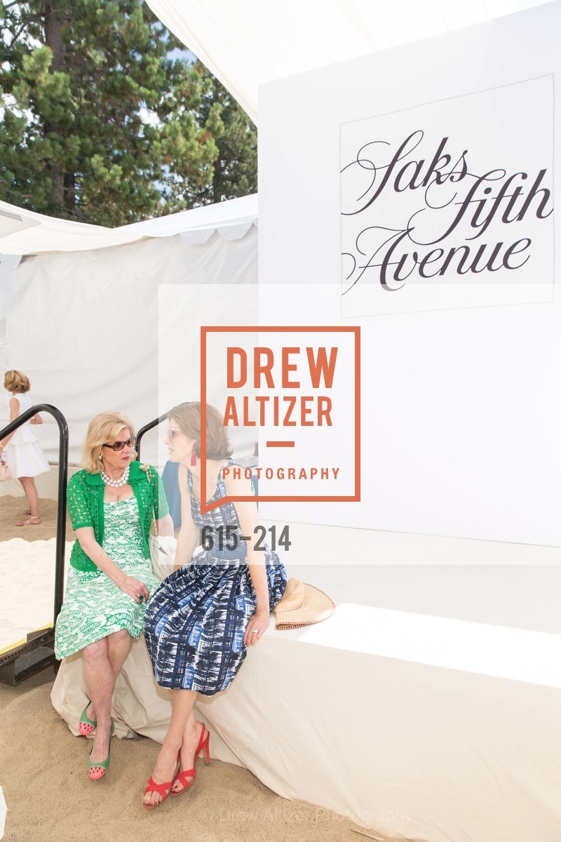 Dede Wilsey, Eliza Bolen, Saks Fifth Avenue and The League to Save Lake Tahoe Present Fashion on the Lake, Private Residence, August 1st, 2015,Drew Altizer, Drew Altizer Photography, full-service event agency, private events, San Francisco photographer, photographer California