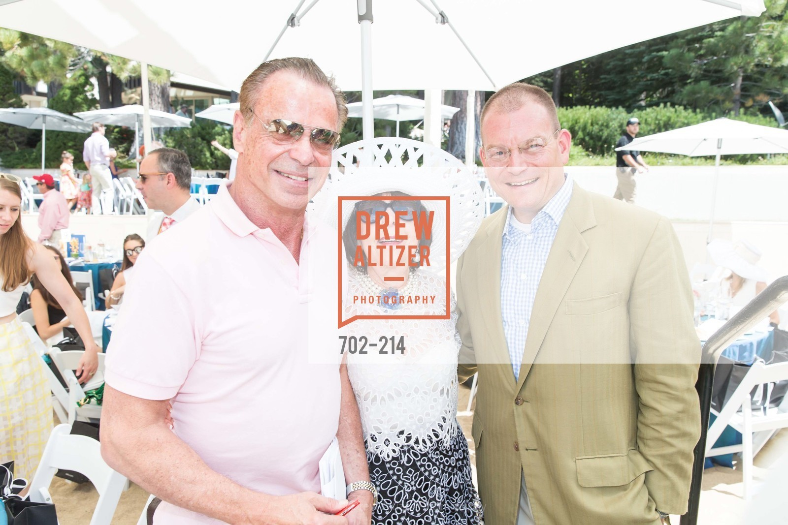 Boaz Mazor, Tyril Seligman, Alex Bolen, Saks Fifth Avenue and The League to Save Lake Tahoe Present Fashion on the Lake, Private Residence, August 1st, 2015