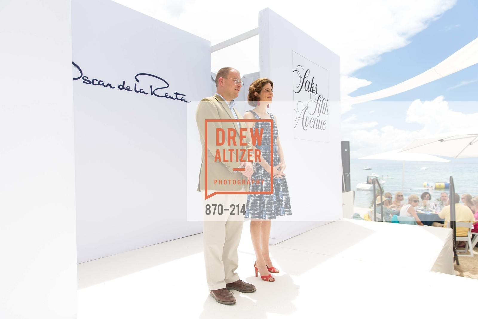 Alex Bolen, Eliza Bolen, Saks Fifth Avenue and The League to Save Lake Tahoe Present Fashion on the Lake, Private Residence, August 1st, 2015,Drew Altizer, Drew Altizer Photography, full-service agency, private events, San Francisco photographer, photographer california