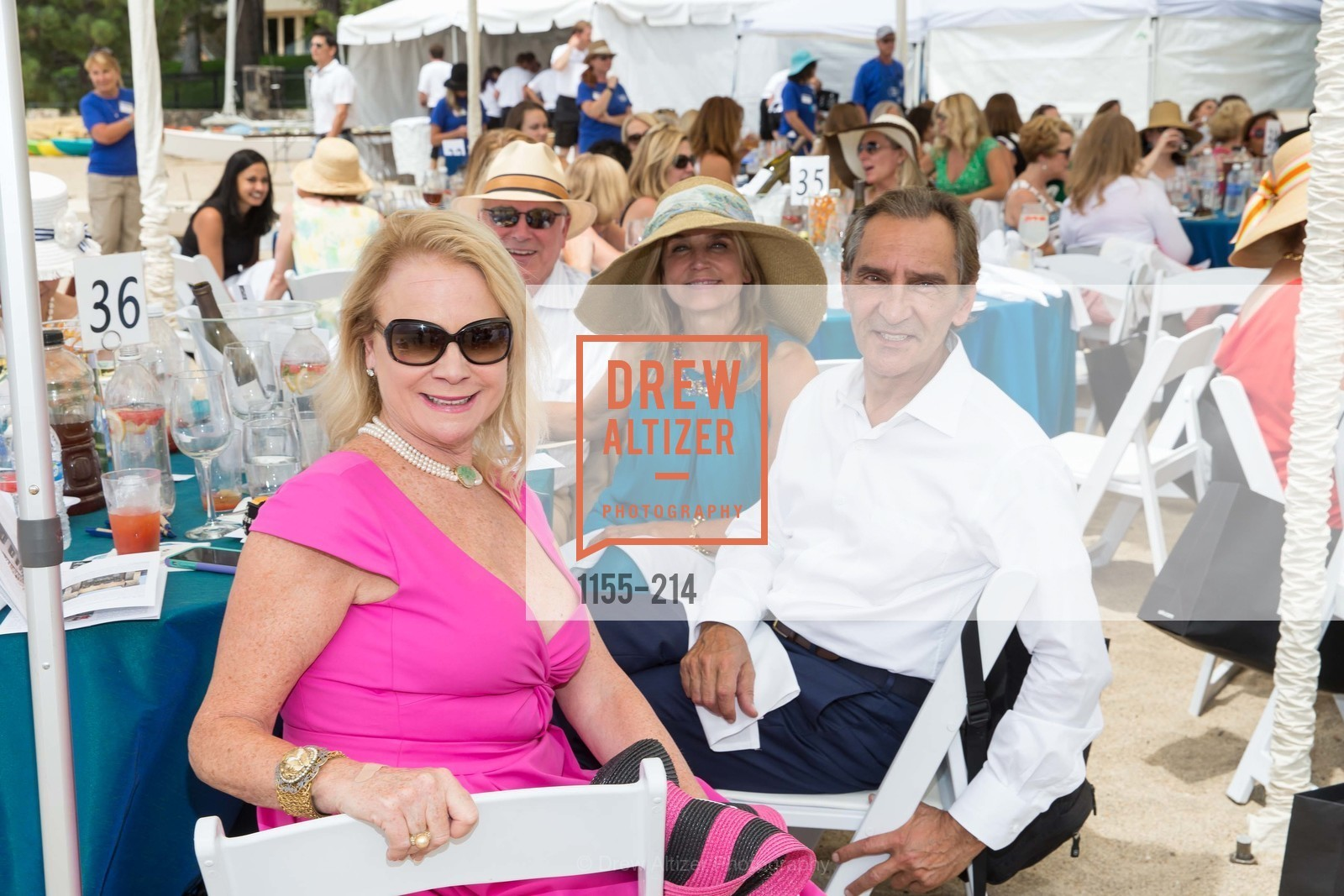 Claire Kostic, Mark Kostic, Saks Fifth Avenue and The League to Save Lake Tahoe Present Fashion on the Lake, Private Residence, August 1st, 2015,Drew Altizer, Drew Altizer Photography, full-service agency, private events, San Francisco photographer, photographer california