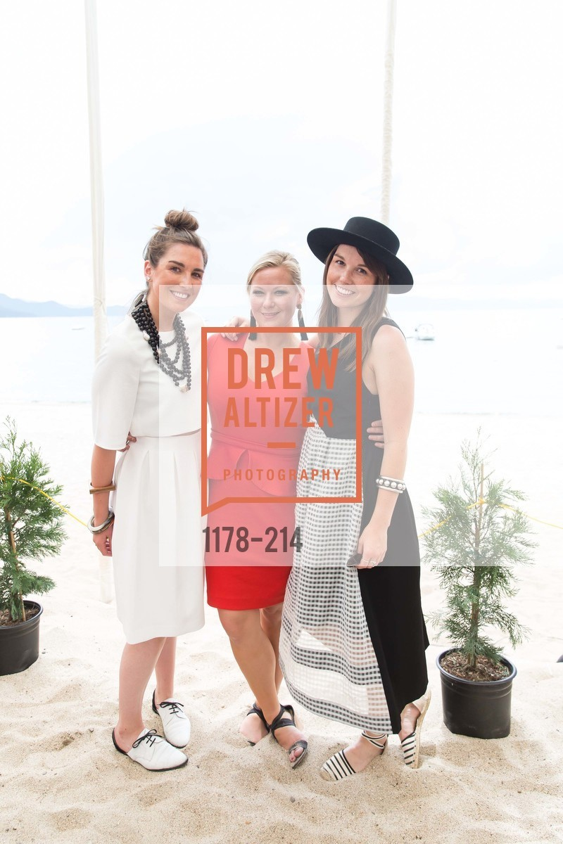 Justin Macfee, Liz Curtis, Lindsey Macfee, Saks Fifth Avenue and The League to Save Lake Tahoe Present Fashion on the Lake, Private Residence, August 1st, 2015,Drew Altizer, Drew Altizer Photography, full-service event agency, private events, San Francisco photographer, photographer California