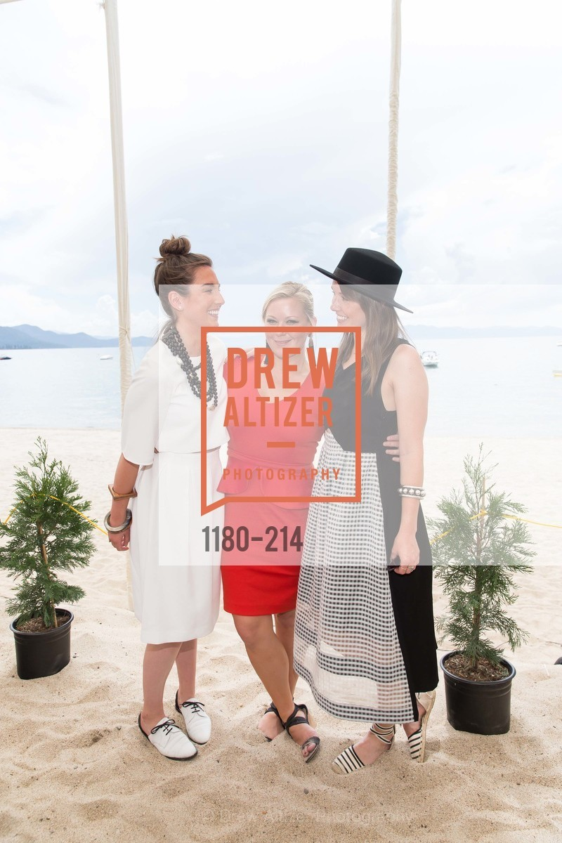 Justin Macfee, Liz Curtis, Lindsey Macfee, Saks Fifth Avenue and The League to Save Lake Tahoe Present Fashion on the Lake, Private Residence, August 1st, 2015,Drew Altizer, Drew Altizer Photography, full-service agency, private events, San Francisco photographer, photographer california