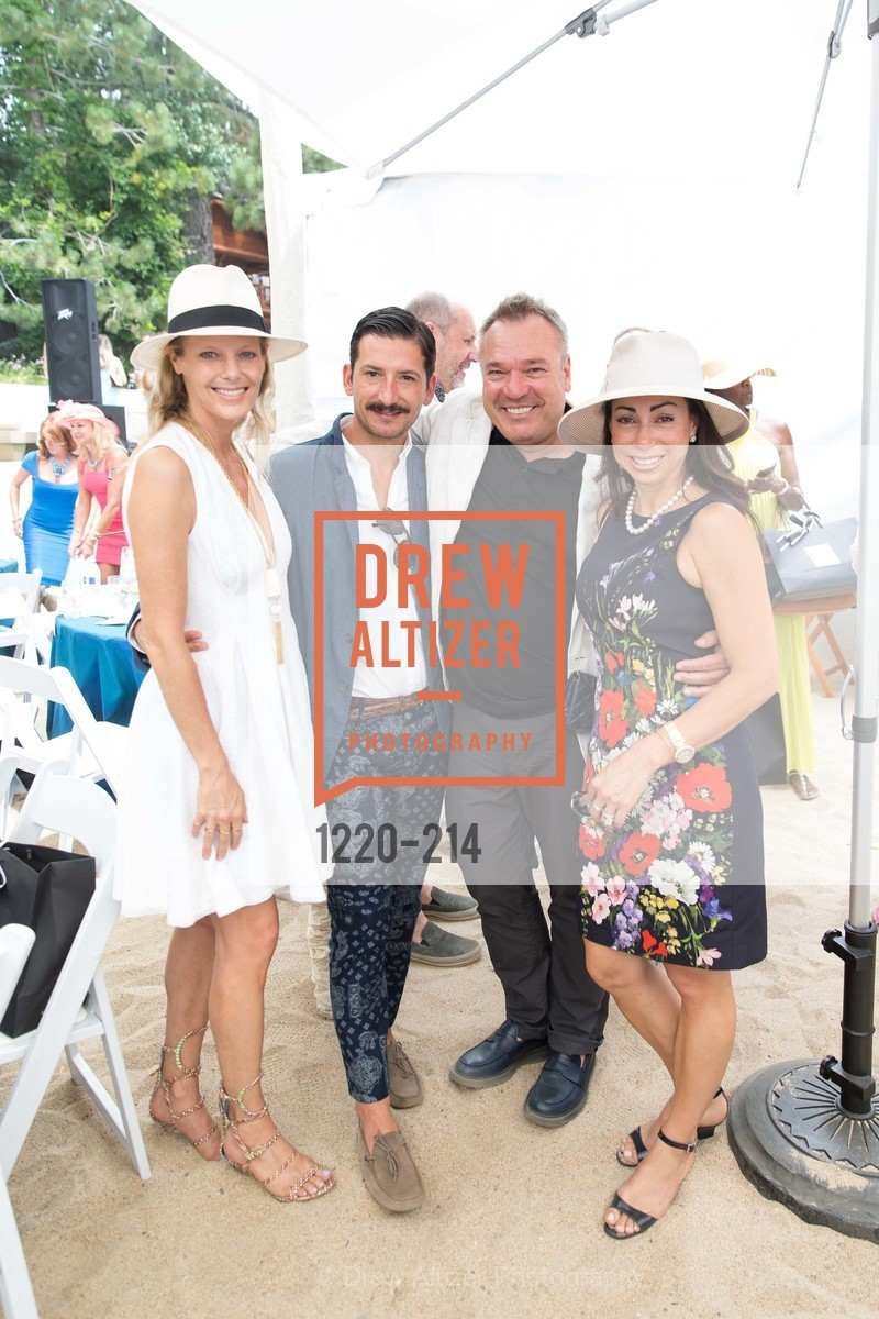Katie Traina, Saks Fifth Avenue and The League to Save Lake Tahoe Present Fashion on the Lake, Private Residence, August 1st, 2015