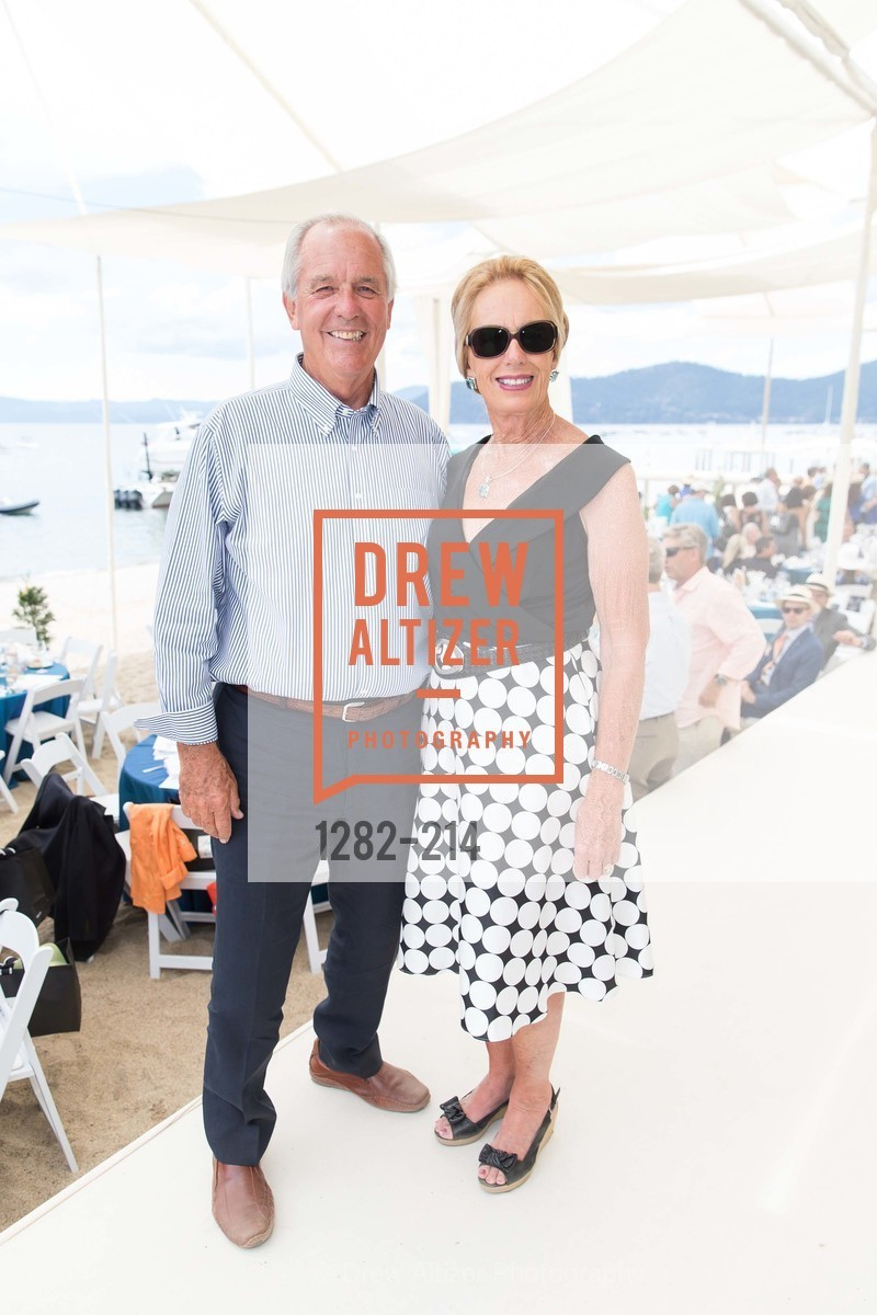 Steve Brandenburger, Ede Brandenburger, Saks Fifth Avenue and The League to Save Lake Tahoe Present Fashion on the Lake, Private Residence, August 1st, 2015
