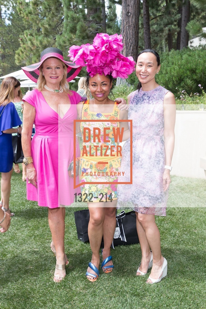 Claire Kostic, Tanya Powell, Carolyn Chang, Saks Fifth Avenue and The League to Save Lake Tahoe Present Fashion on the Lake, Private Residence, August 1st, 2015,Drew Altizer, Drew Altizer Photography, full-service agency, private events, San Francisco photographer, photographer california