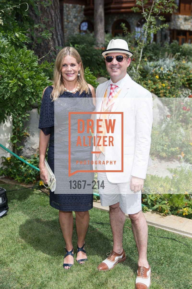Mary Beth Shimmon, Robert Arnold-Kraft, Saks Fifth Avenue and The League to Save Lake Tahoe Present Fashion on the Lake, Private Residence, August 1st, 2015,Drew Altizer, Drew Altizer Photography, full-service agency, private events, San Francisco photographer, photographer california