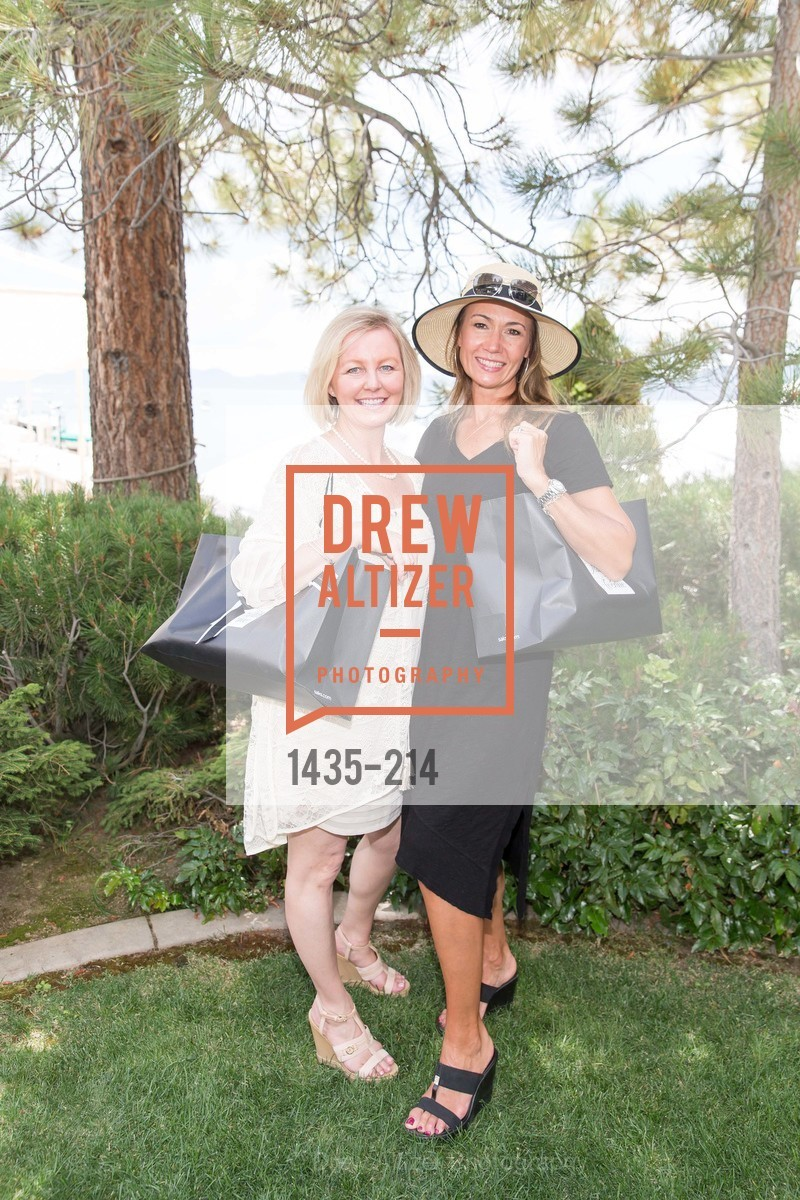 Stephanie VanDyke, Karen Wirth, Saks Fifth Avenue and The League to Save Lake Tahoe Present Fashion on the Lake, Private Residence, August 1st, 2015,Drew Altizer, Drew Altizer Photography, full-service agency, private events, San Francisco photographer, photographer california