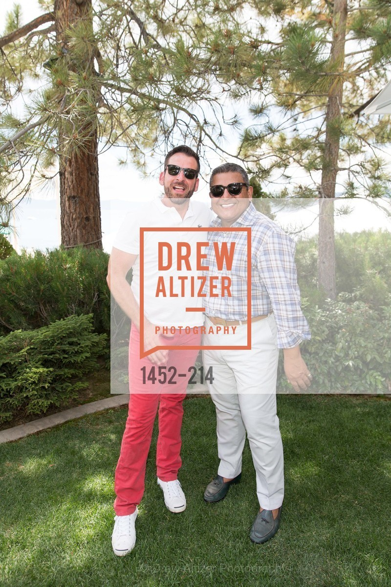 Ryan Williams, Riccardo Benavides, Saks Fifth Avenue and The League to Save Lake Tahoe Present Fashion on the Lake, Private Residence, August 1st, 2015,Drew Altizer, Drew Altizer Photography, full-service agency, private events, San Francisco photographer, photographer california