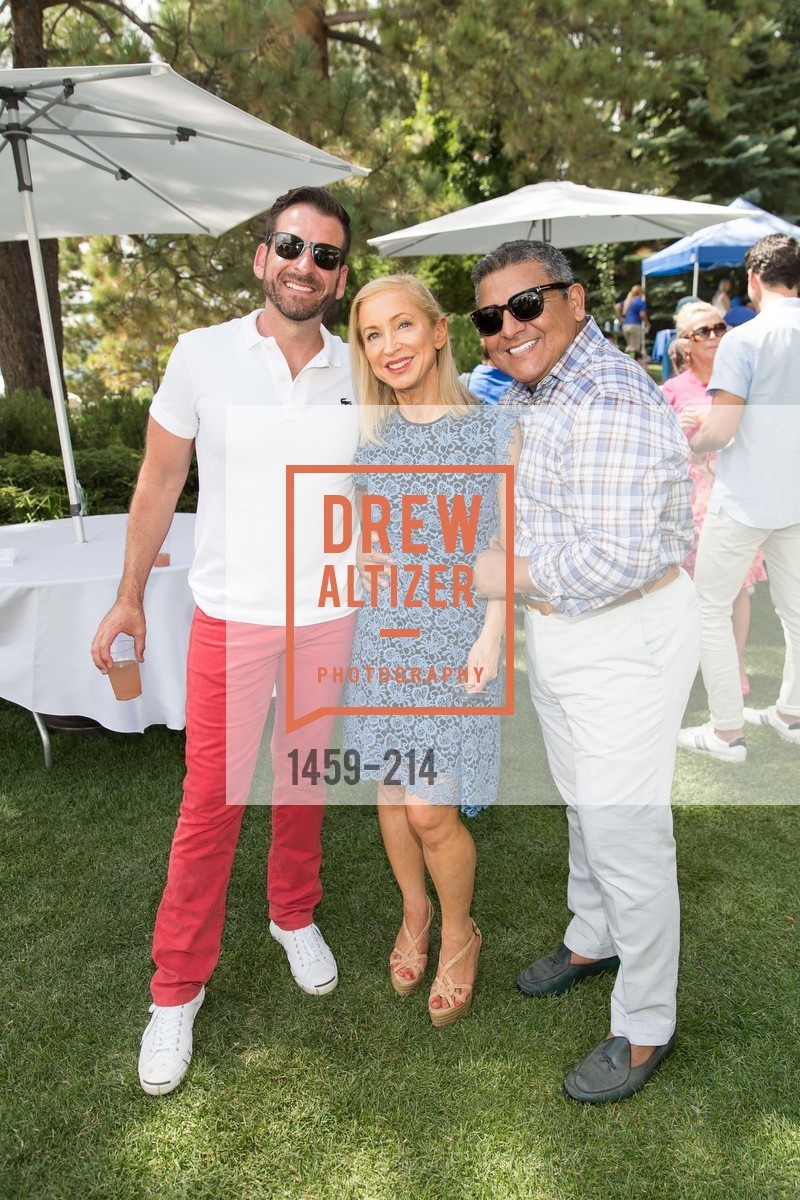 Ryan Williams, Shelley Gordon, Riccardo Benavides, Saks Fifth Avenue and The League to Save Lake Tahoe Present Fashion on the Lake, Private Residence, August 1st, 2015,Drew Altizer, Drew Altizer Photography, full-service agency, private events, San Francisco photographer, photographer california