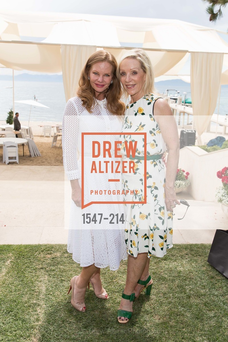 Cheryl Baxter, Barbara Brown, Saks Fifth Avenue and The League to Save Lake Tahoe Present Fashion on the Lake, Private Residence, August 1st, 2015,Drew Altizer, Drew Altizer Photography, full-service agency, private events, San Francisco photographer, photographer california