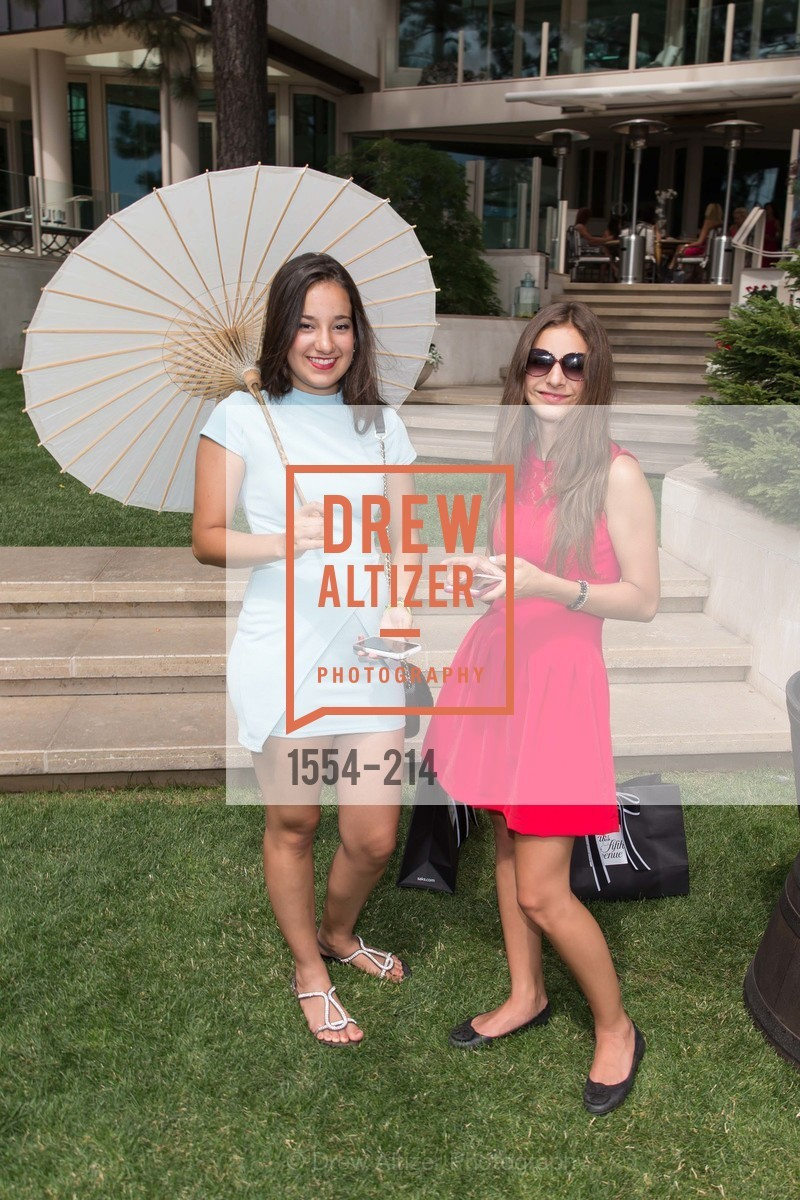Veronica Gonzalez, Raquel Gonzalez, Saks Fifth Avenue and The League to Save Lake Tahoe Present Fashion on the Lake, Private Residence, August 1st, 2015,Drew Altizer, Drew Altizer Photography, full-service agency, private events, San Francisco photographer, photographer california