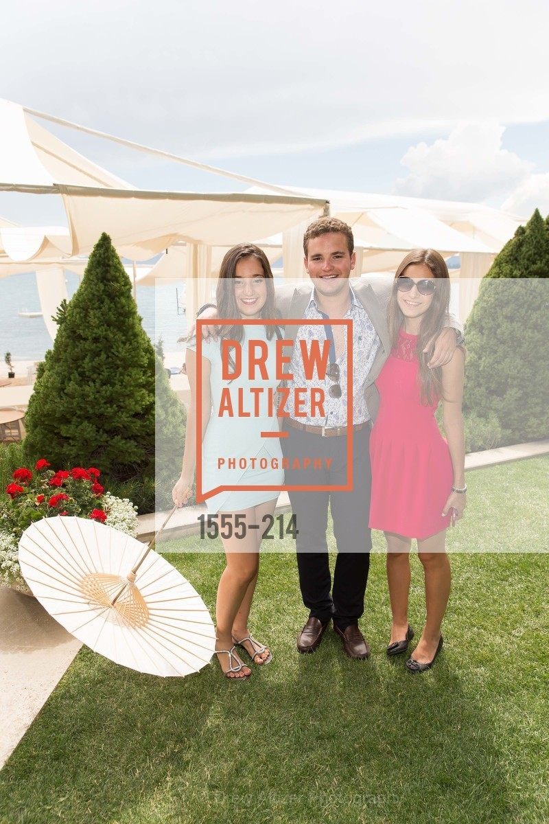 Veronica Gonzalez, Guillermo Gonzalez, Raquel Gonzalez, Saks Fifth Avenue and The League to Save Lake Tahoe Present Fashion on the Lake, Private Residence, August 1st, 2015,Drew Altizer, Drew Altizer Photography, full-service agency, private events, San Francisco photographer, photographer california