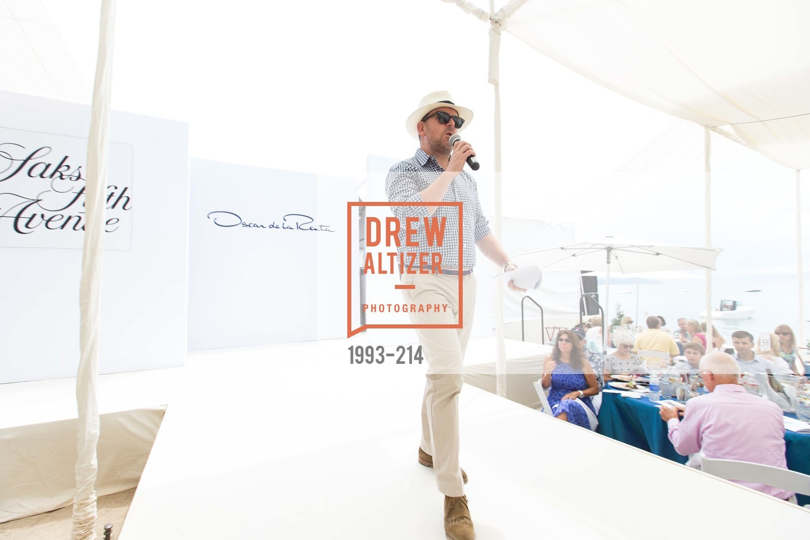 Andrew McVinish, Saks Fifth Avenue and The League to Save Lake Tahoe Present Fashion on the Lake, Private Residence, August 1st, 2015,Drew Altizer, Drew Altizer Photography, full-service agency, private events, San Francisco photographer, photographer california