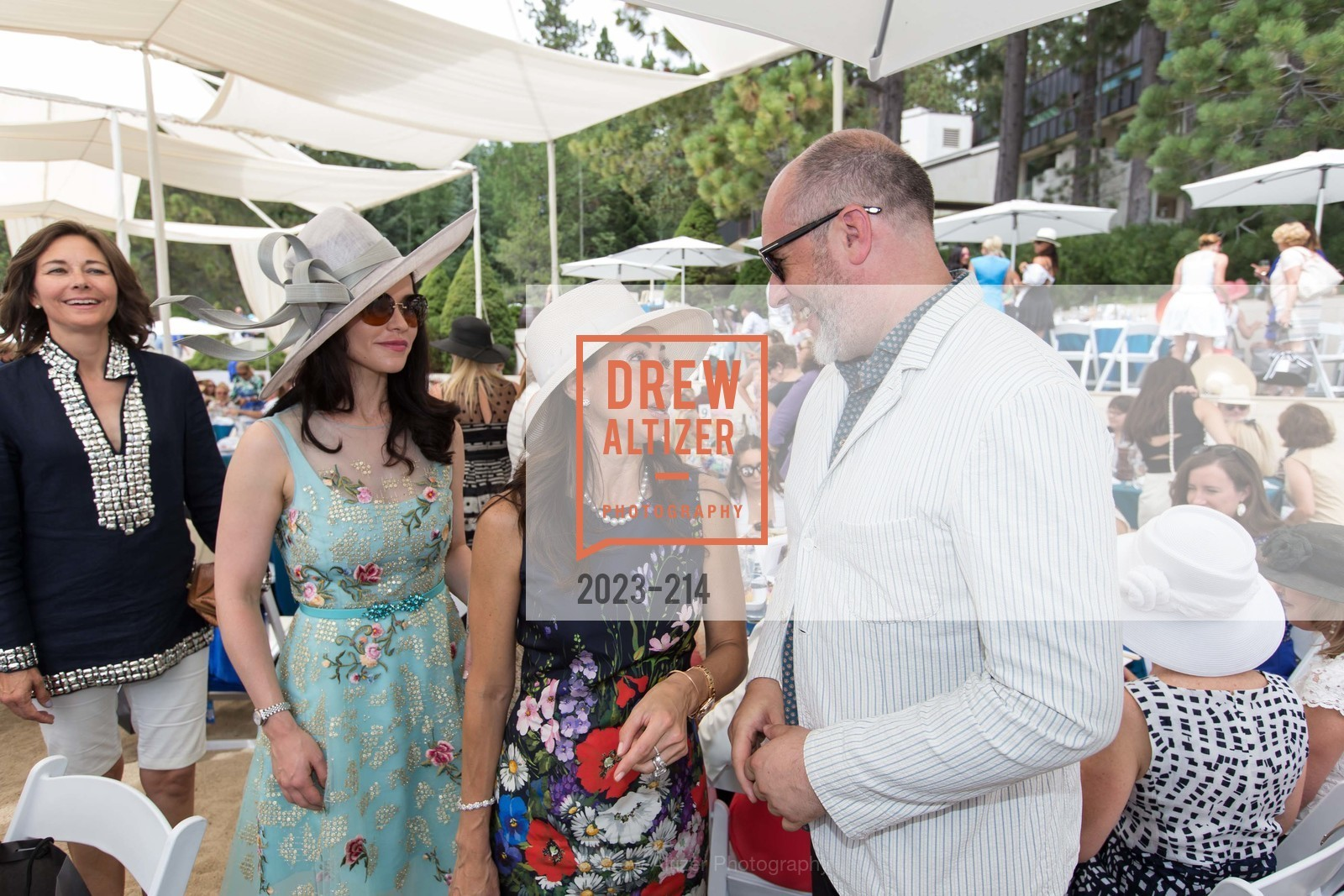 Gina Peterson, Peter Copping, Saks Fifth Avenue and The League to Save Lake Tahoe Present Fashion on the Lake, Private Residence, August 1st, 2015,Drew Altizer, Drew Altizer Photography, full-service agency, private events, San Francisco photographer, photographer california