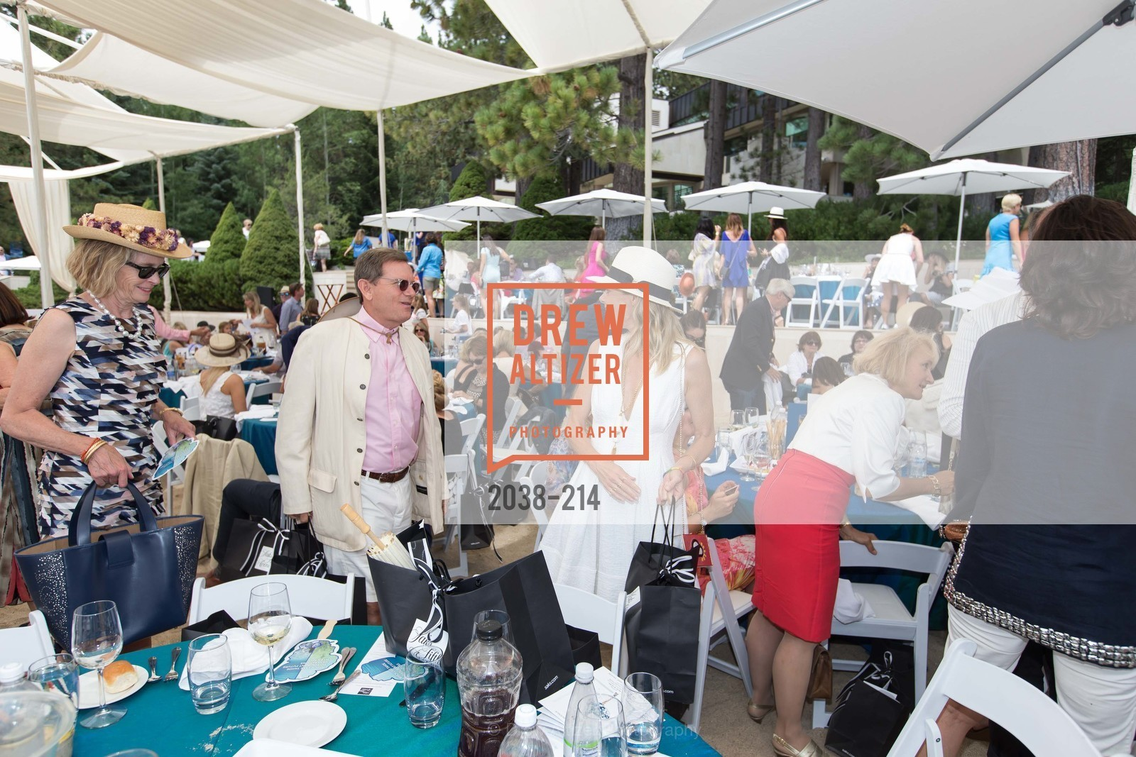 Joe Tobin, Katie Traina, Saks Fifth Avenue and The League to Save Lake Tahoe Present Fashion on the Lake, Private Residence, August 1st, 2015,Drew Altizer, Drew Altizer Photography, full-service agency, private events, San Francisco photographer, photographer california