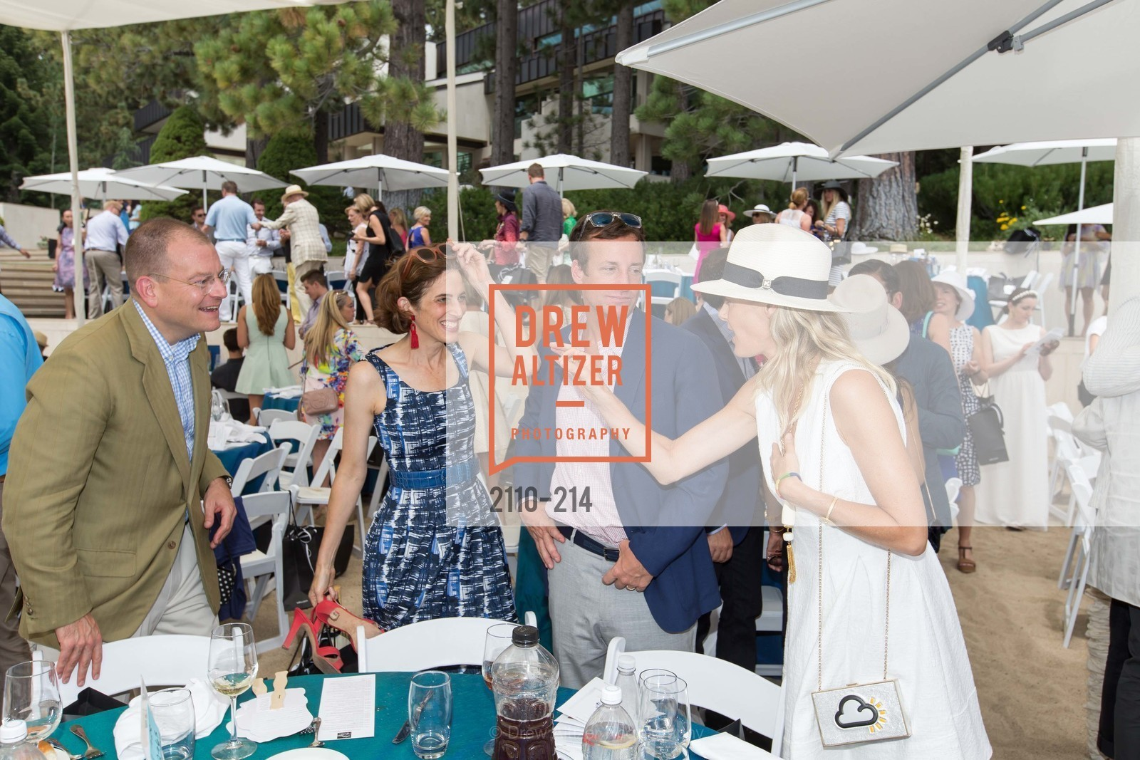 Alex Bolen, Eliza Bolen, Todd Traina, Katie Traina, Saks Fifth Avenue and The League to Save Lake Tahoe Present Fashion on the Lake, Private Residence, August 1st, 2015,Drew Altizer, Drew Altizer Photography, full-service agency, private events, San Francisco photographer, photographer california