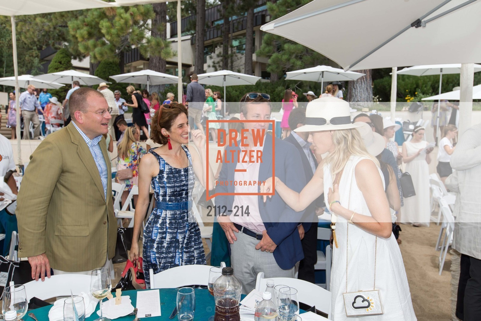 Alex Bolen, Eliza Bolen, Todd Traina, Katie Traina, Saks Fifth Avenue and The League to Save Lake Tahoe Present Fashion on the Lake, Private Residence, August 1st, 2015,Drew Altizer, Drew Altizer Photography, full-service event agency, private events, San Francisco photographer, photographer California