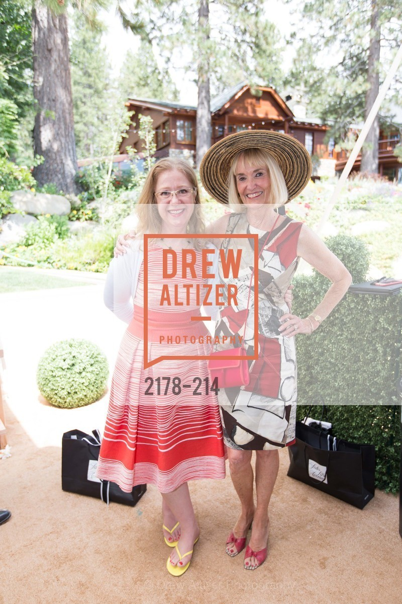 Carol Benz, Lisa Shaskey, Saks Fifth Avenue and The League to Save Lake Tahoe Present Fashion on the Lake, Private Residence, August 1st, 2015,Drew Altizer, Drew Altizer Photography, full-service agency, private events, San Francisco photographer, photographer california