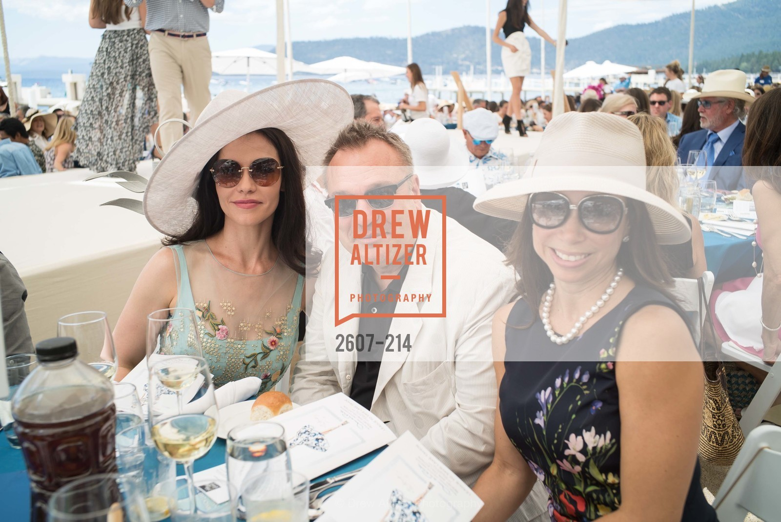 Angela Hamby, Stanlee Gatti, Gina Peterson, Saks Fifth Avenue and The League to Save Lake Tahoe Present Fashion on the Lake, Private Residence, August 1st, 2015,Drew Altizer, Drew Altizer Photography, full-service agency, private events, San Francisco photographer, photographer california