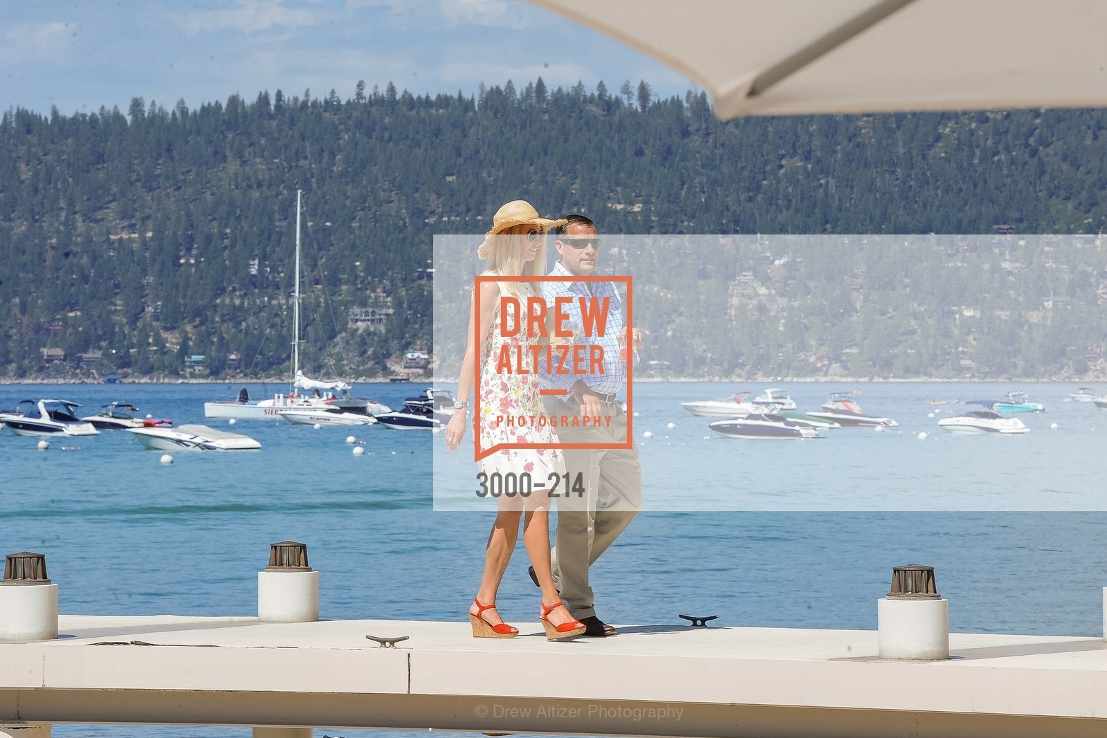 Krista Giovara, Saks Fifth Avenue and The League to Save Lake Tahoe Present Fashion on the Lake, Private Residence, August 1st, 2015,Drew Altizer, Drew Altizer Photography, full-service agency, private events, San Francisco photographer, photographer california
