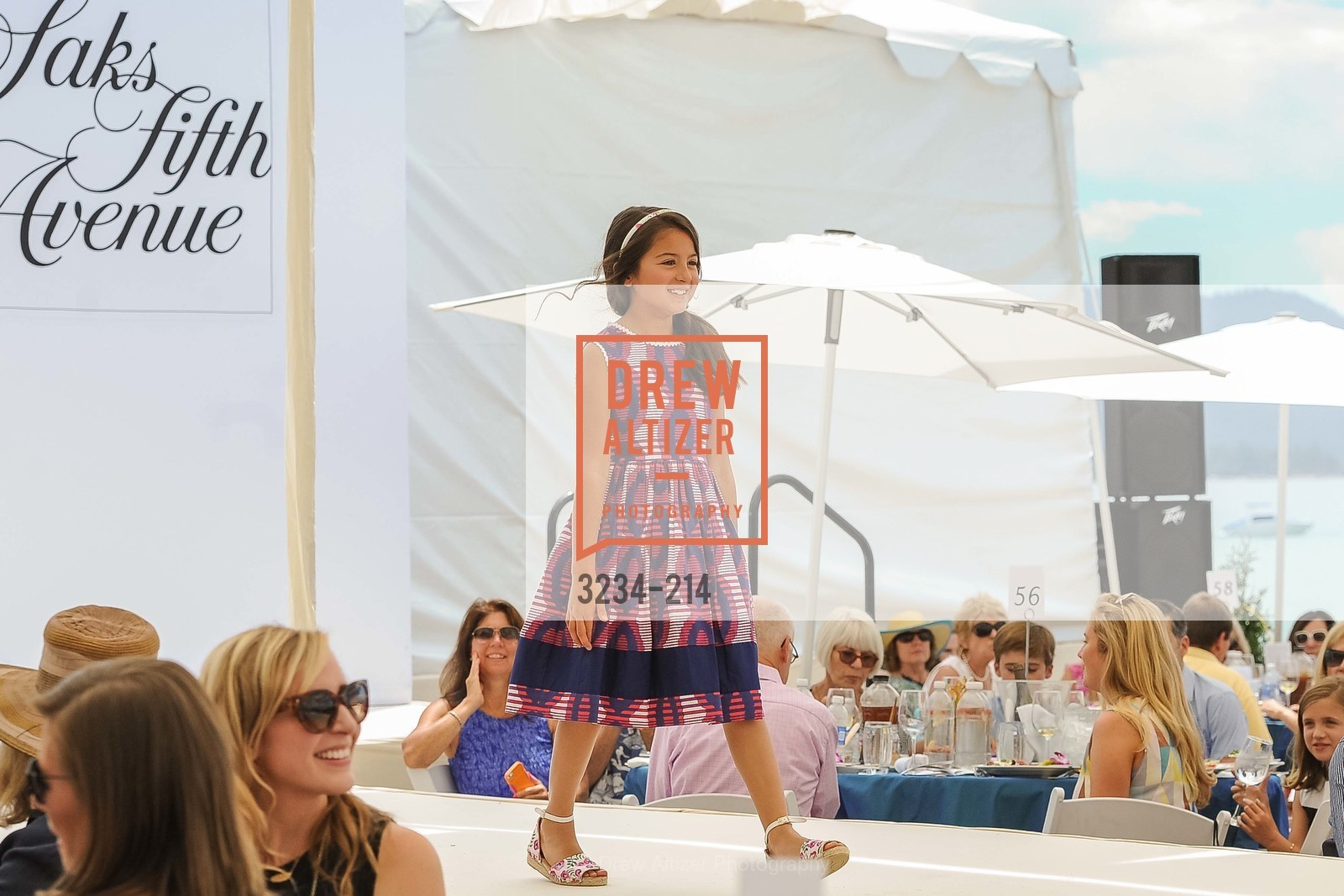 Fashion Show, Saks Fifth Avenue and The League to Save Lake Tahoe Present Fashion on the Lake, Private Residence, August 1st, 2015,Drew Altizer, Drew Altizer Photography, full-service event agency, private events, San Francisco photographer, photographer California