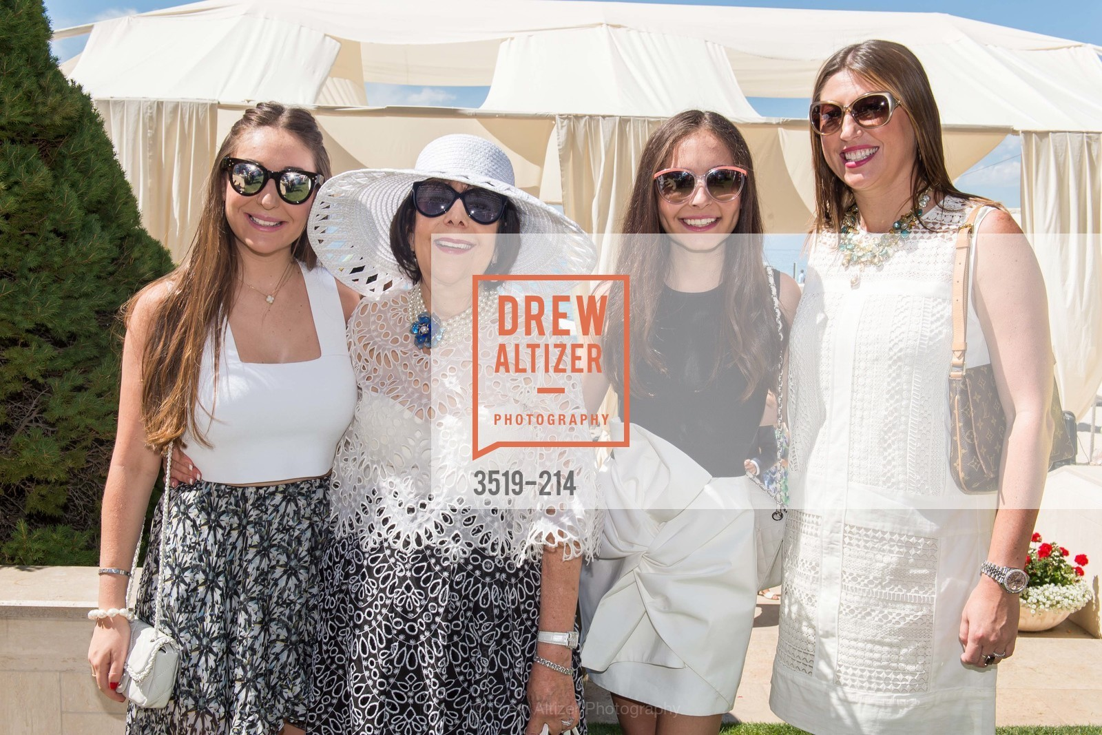 Jenni Gellman, Tyril Seligman, Sydney Seligman, Michelle Jensen, Saks Fifth Avenue and The League to Save Lake Tahoe Present Fashion on the Lake, Private Residence, August 1st, 2015