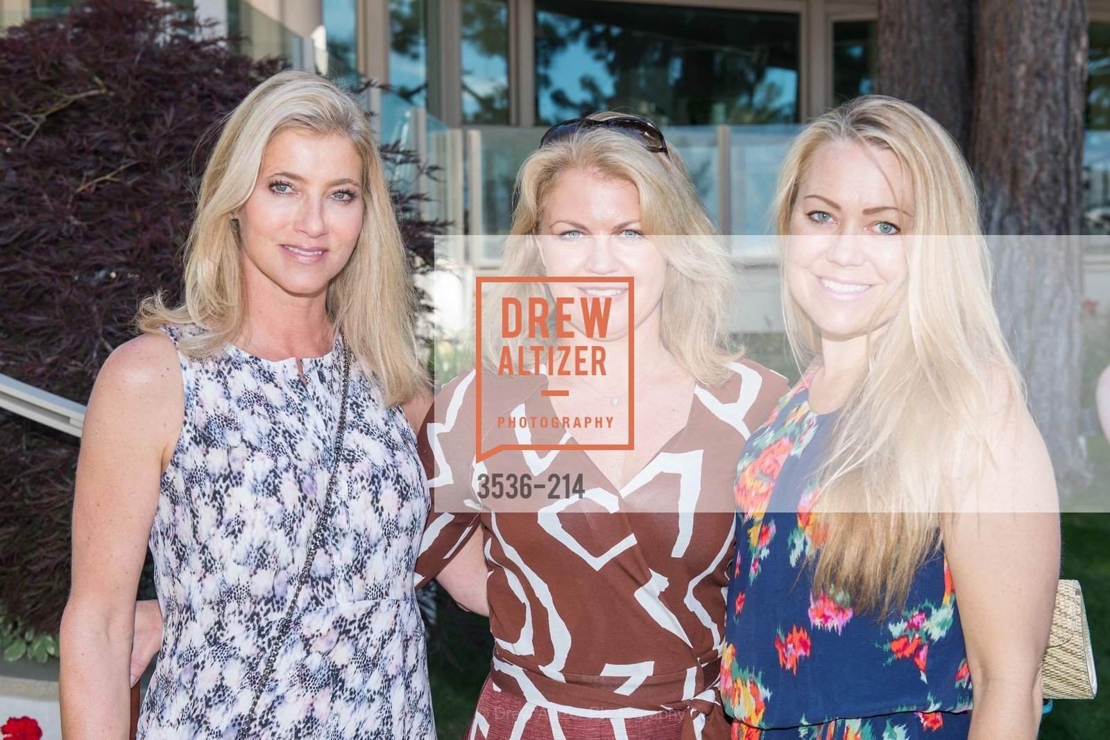 Tammy Pioch, Heidi Bertagnolli, Saks Fifth Avenue and The League to Save Lake Tahoe Present Fashion on the Lake, Private Residence, August 1st, 2015,Drew Altizer, Drew Altizer Photography, full-service agency, private events, San Francisco photographer, photographer california