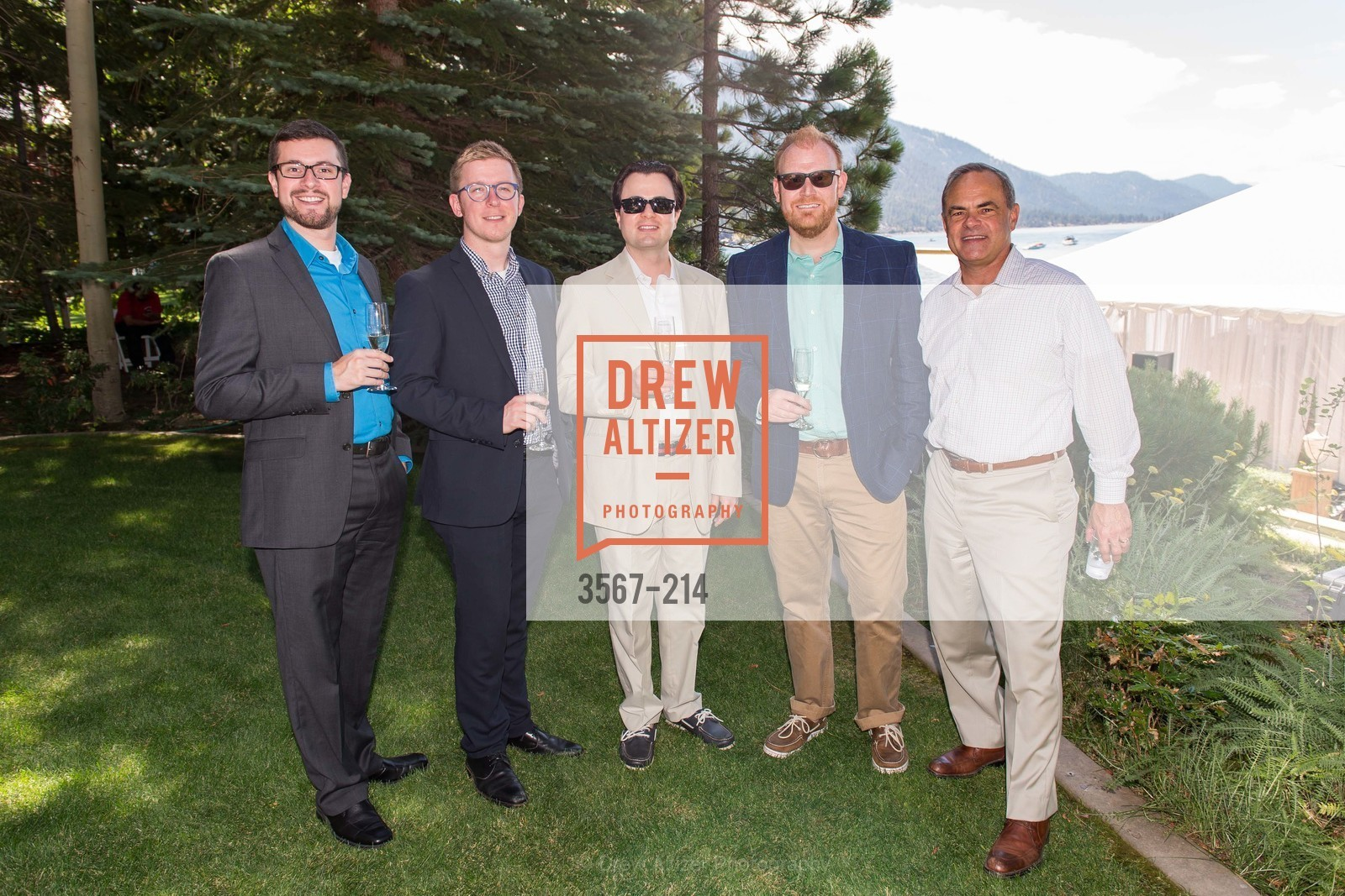 Ryan Cordero, Kyle Fowler, Justin Marsh, Jory Sandusky, Steve Bellman, Saks Fifth Avenue and The League to Save Lake Tahoe Present Fashion on the Lake, Private Residence, August 1st, 2015,Drew Altizer, Drew Altizer Photography, full-service agency, private events, San Francisco photographer, photographer california
