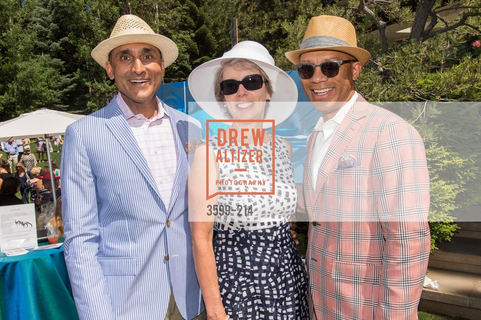 Inder Dhillon, Pamela Eibeck, Ken McNeely, Saks Fifth Avenue and The League to Save Lake Tahoe Present Fashion on the Lake, Private Residence, August 1st, 2015,Drew Altizer, Drew Altizer Photography, full-service agency, private events, San Francisco photographer, photographer california