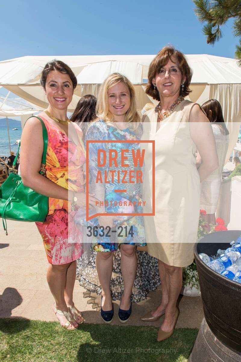 Amanda Podesta, Danielle Podesta, Diane Malcoun, Saks Fifth Avenue and The League to Save Lake Tahoe Present Fashion on the Lake, Private Residence, August 1st, 2015,Drew Altizer, Drew Altizer Photography, full-service agency, private events, San Francisco photographer, photographer california