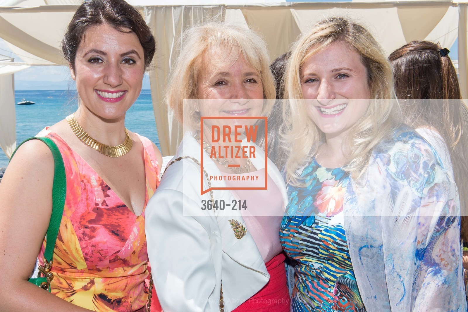 Amanda Podesta, Gina Podesta, Danielle Podesta, Saks Fifth Avenue and The League to Save Lake Tahoe Present Fashion on the Lake, Private Residence, August 1st, 2015,Drew Altizer, Drew Altizer Photography, full-service agency, private events, San Francisco photographer, photographer california