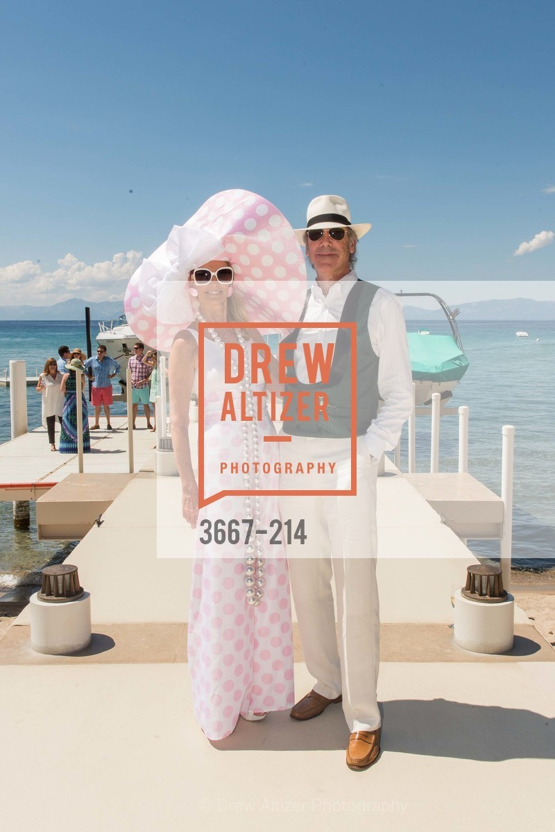 Belinda Berry, Tom Barrett, Saks Fifth Avenue and The League to Save Lake Tahoe Present Fashion on the Lake, Private Residence, August 1st, 2015