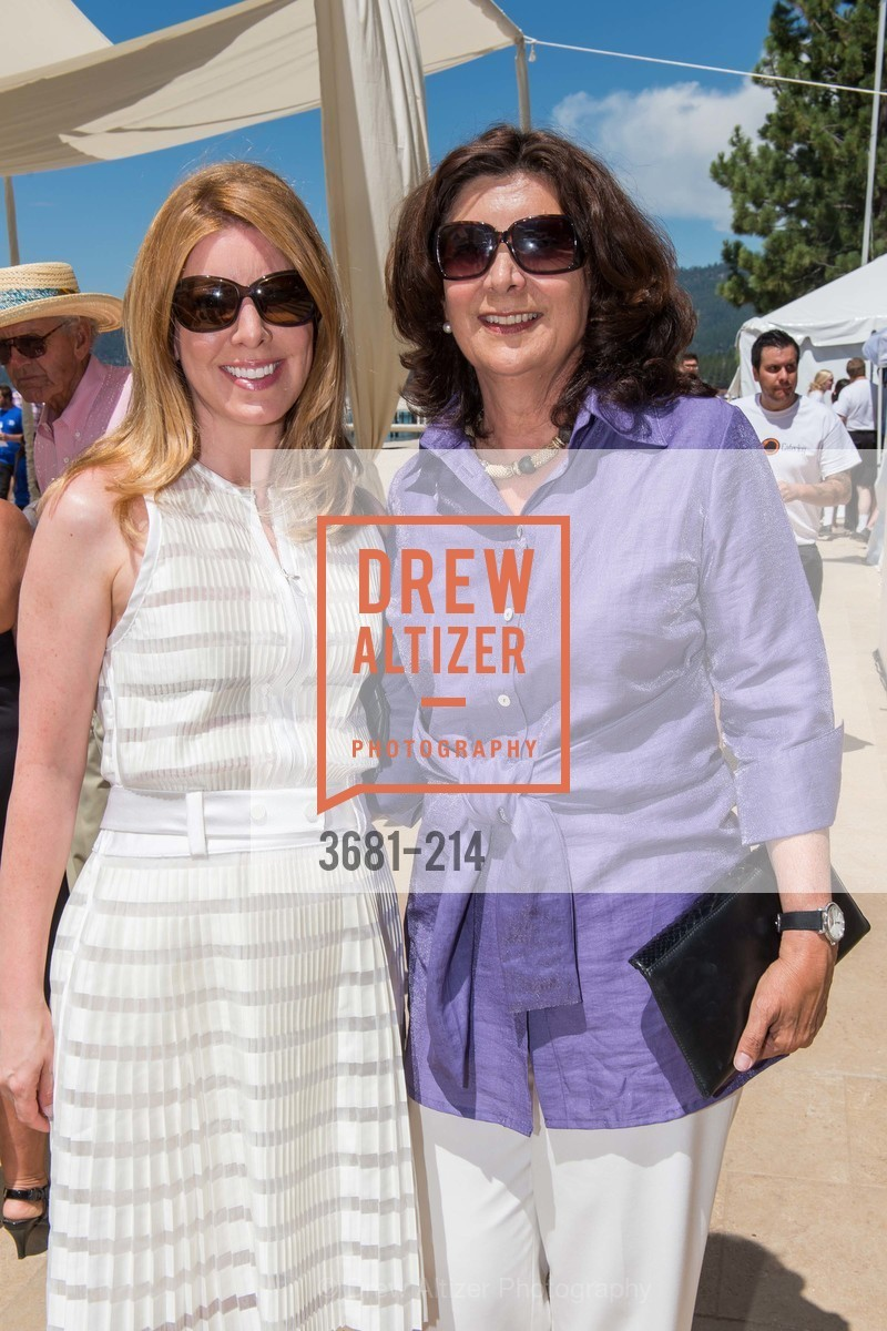 Marisa Scordelis, Stephanie Scordelis, Saks Fifth Avenue and The League to Save Lake Tahoe Present Fashion on the Lake, Private Residence, August 1st, 2015,Drew Altizer, Drew Altizer Photography, full-service agency, private events, San Francisco photographer, photographer california