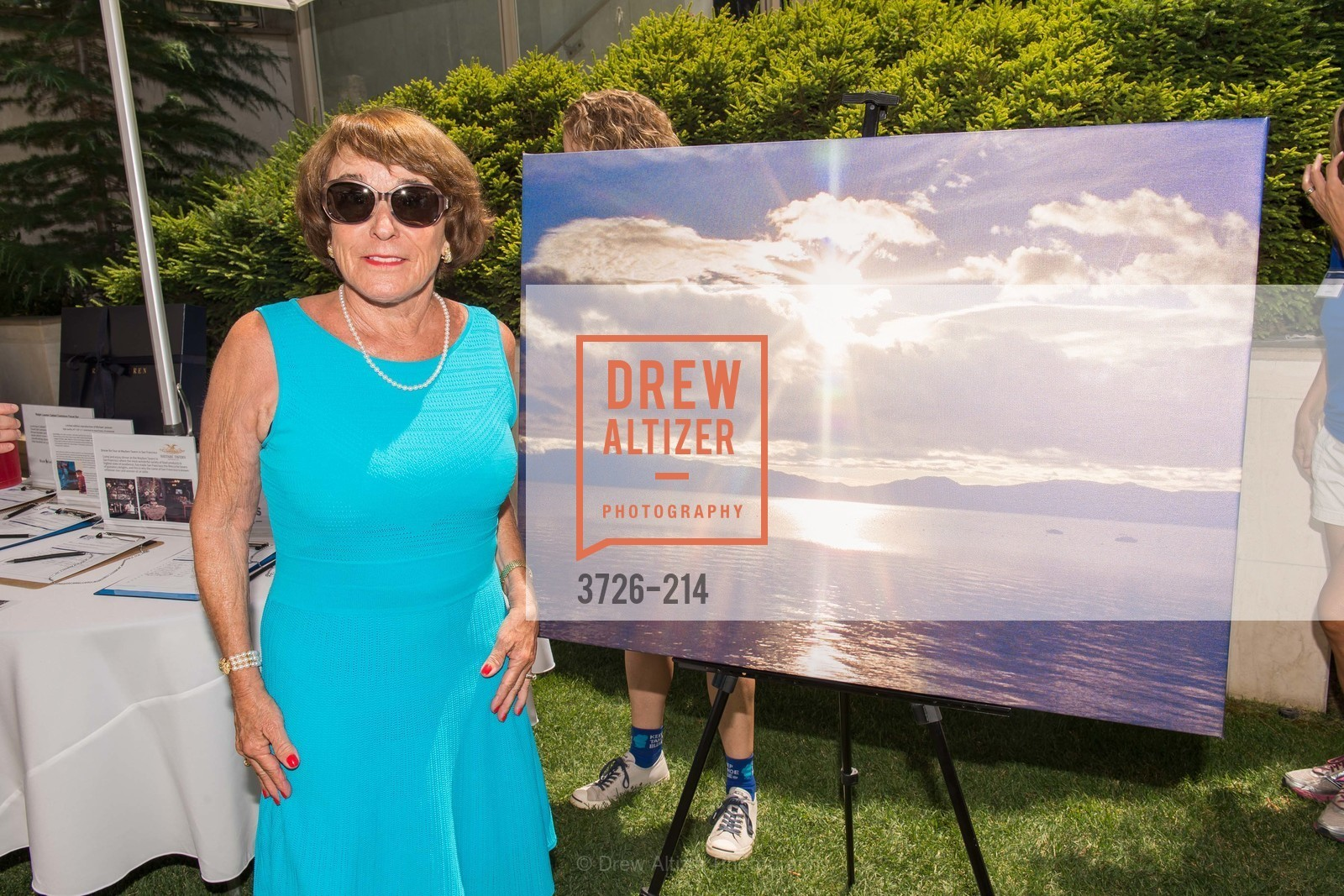 Barbara Zubrick, Saks Fifth Avenue and The League to Save Lake Tahoe Present Fashion on the Lake, Private Residence, August 1st, 2015,Drew Altizer, Drew Altizer Photography, full-service agency, private events, San Francisco photographer, photographer california
