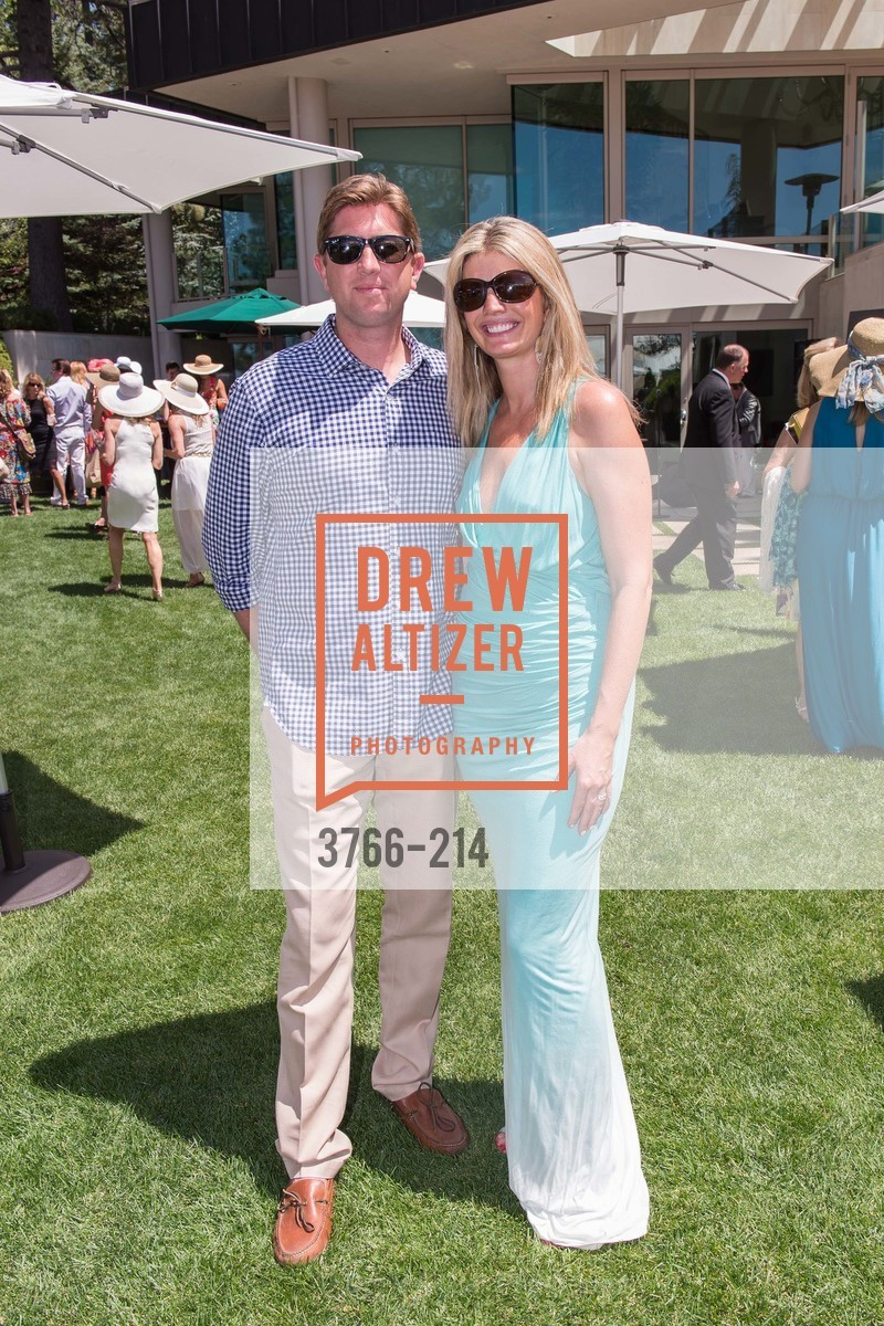 Albert King, Stephanie Greco, Saks Fifth Avenue and The League to Save Lake Tahoe Present Fashion on the Lake, Private Residence, August 1st, 2015,Drew Altizer, Drew Altizer Photography, full-service agency, private events, San Francisco photographer, photographer california