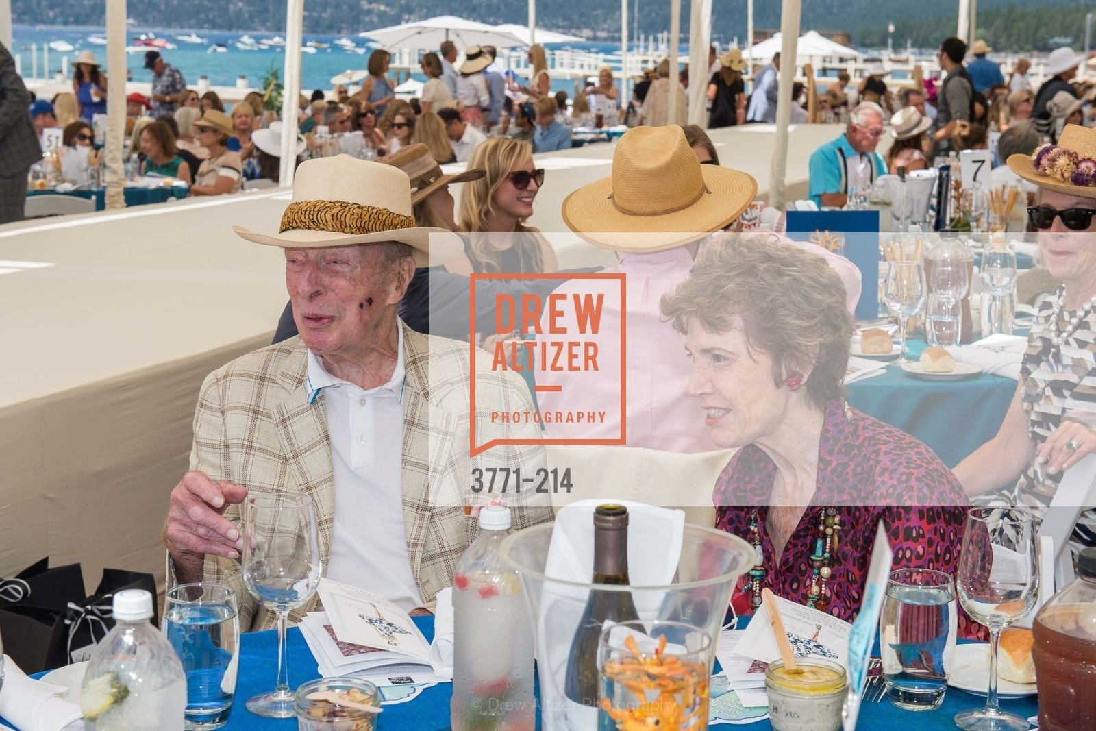 Dolph Andrews, Susan Grau, Saks Fifth Avenue and The League to Save Lake Tahoe Present Fashion on the Lake, Private Residence, August 1st, 2015,Drew Altizer, Drew Altizer Photography, full-service agency, private events, San Francisco photographer, photographer california