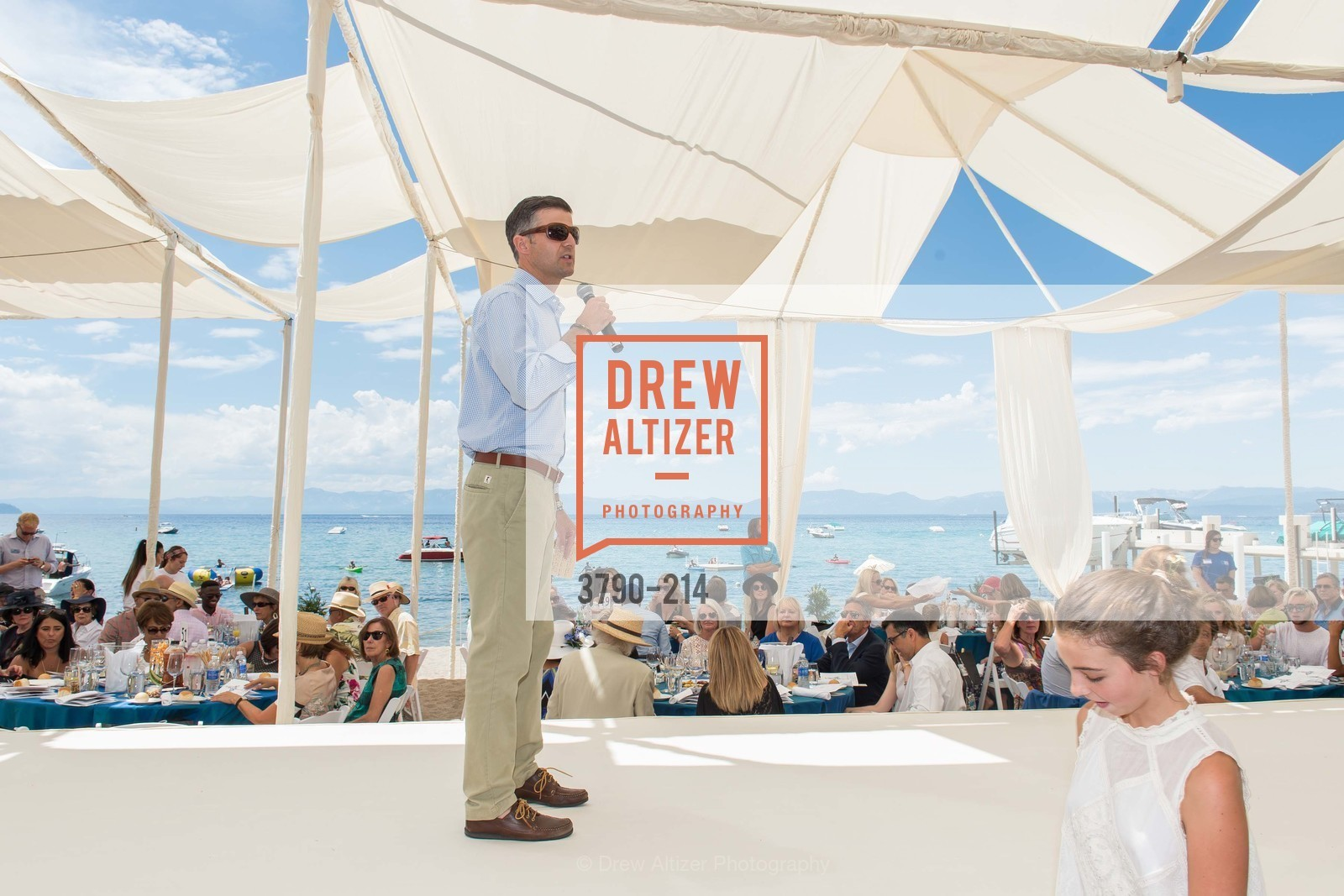 Ash Daggs, Saks Fifth Avenue and The League to Save Lake Tahoe Present Fashion on the Lake, Private Residence, August 1st, 2015,Drew Altizer, Drew Altizer Photography, full-service agency, private events, San Francisco photographer, photographer california