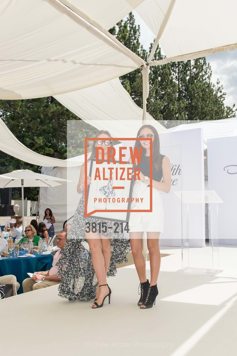 Jenni Gellman, Sydney Seligman, Saks Fifth Avenue and The League to Save Lake Tahoe Present Fashion on the Lake, Private Residence, August 1st, 2015,Drew Altizer, Drew Altizer Photography, full-service event agency, private events, San Francisco photographer, photographer California