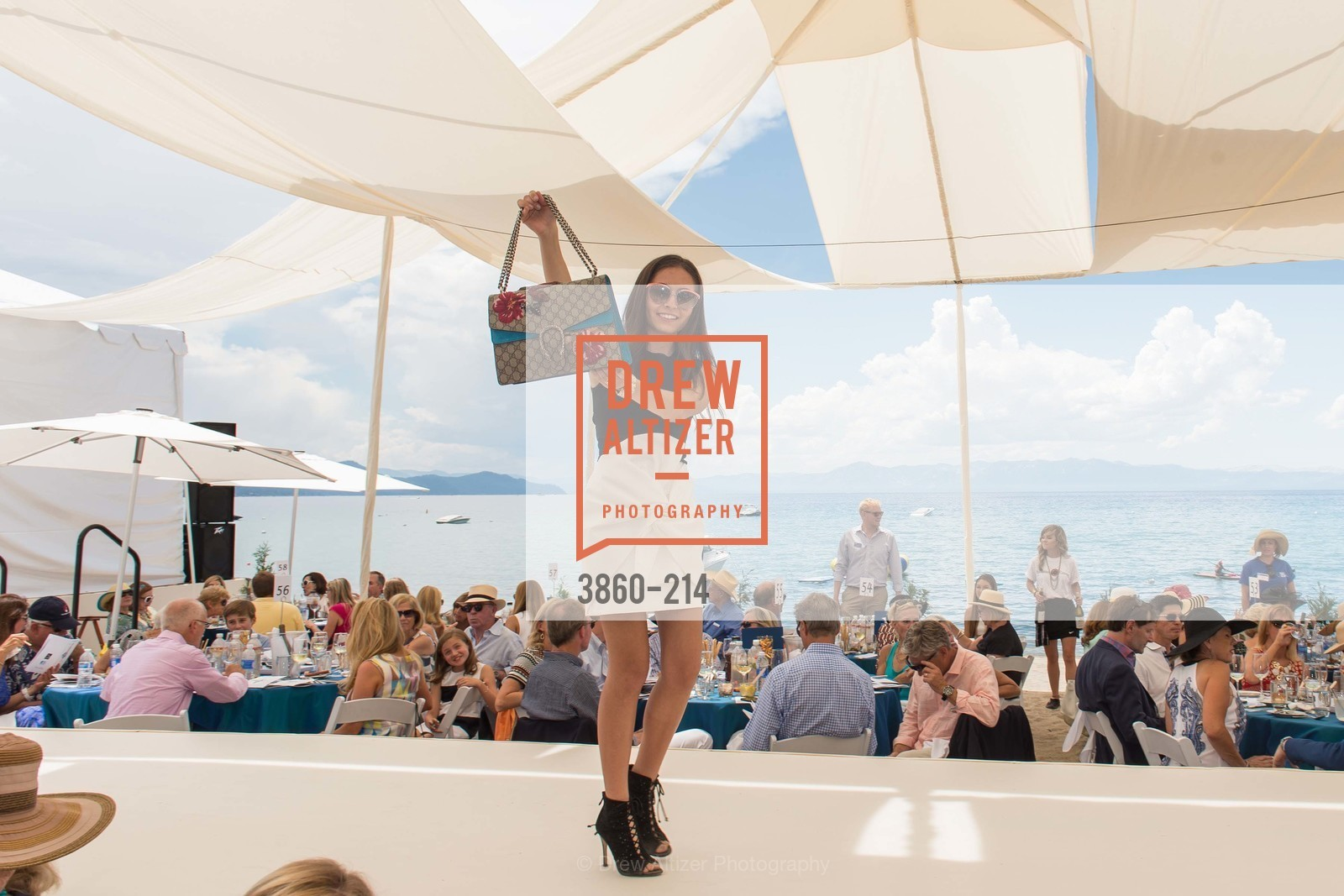 Sydney Seligman, Saks Fifth Avenue and The League to Save Lake Tahoe Present Fashion on the Lake, Private Residence, August 1st, 2015,Drew Altizer, Drew Altizer Photography, full-service agency, private events, San Francisco photographer, photographer california