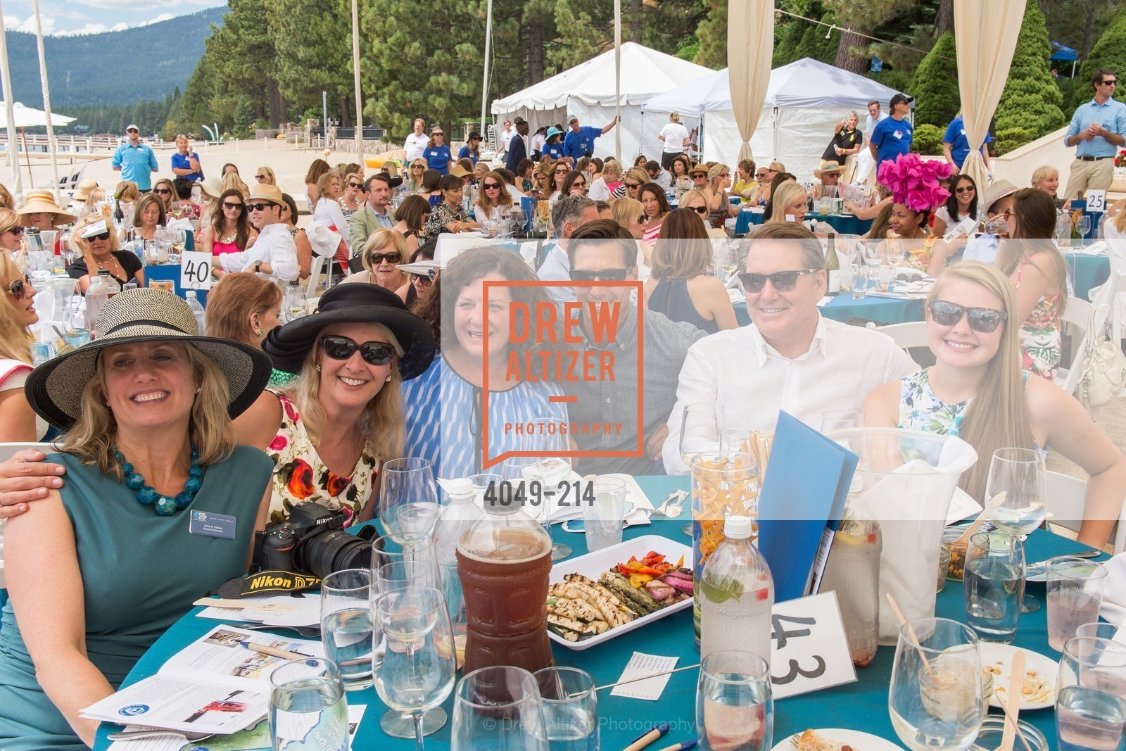 Anne Harper, Jonny Moseley, Saks Fifth Avenue and The League to Save Lake Tahoe Present Fashion on the Lake, Private Residence, August 1st, 2015,Drew Altizer, Drew Altizer Photography, full-service agency, private events, San Francisco photographer, photographer california