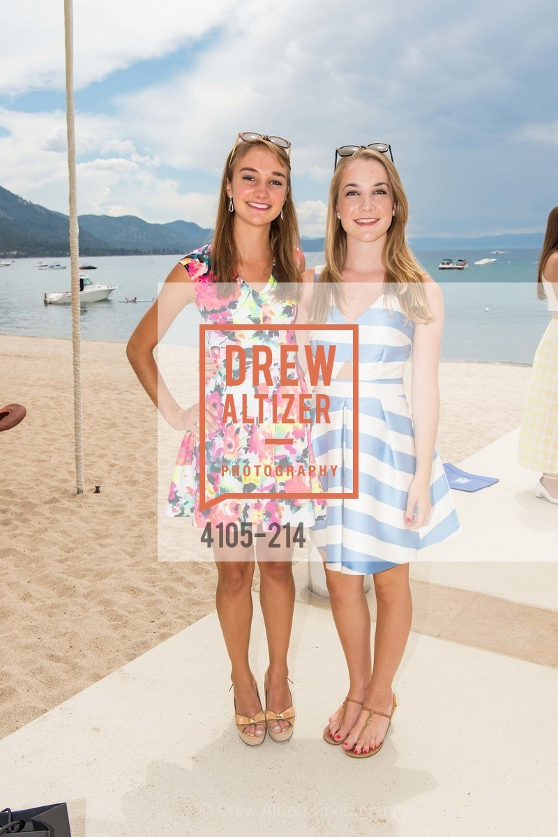 Virginia Girard, Renee Girard, Saks Fifth Avenue and The League to Save Lake Tahoe Present Fashion on the Lake, Private Residence, August 1st, 2015,Drew Altizer, Drew Altizer Photography, full-service agency, private events, San Francisco photographer, photographer california