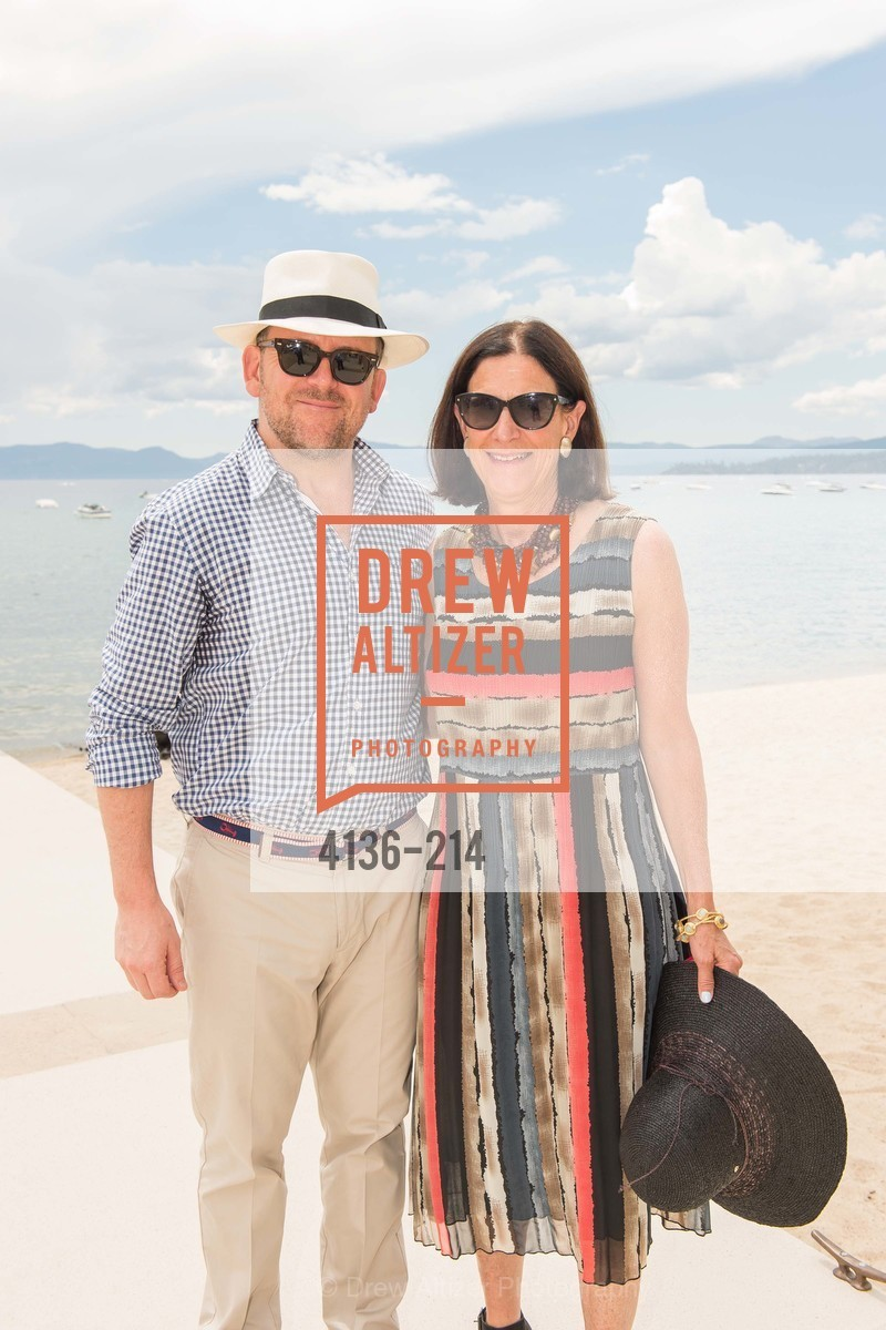 Andrew McVinish, Ellanor Notides, Saks Fifth Avenue and The League to Save Lake Tahoe Present Fashion on the Lake, Private Residence, August 1st, 2015,Drew Altizer, Drew Altizer Photography, full-service agency, private events, San Francisco photographer, photographer california