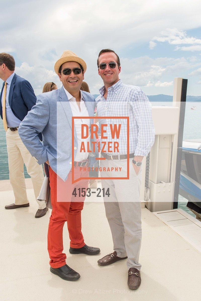 Mario Volente, Keith O'Donnell, Saks Fifth Avenue and The League to Save Lake Tahoe Present Fashion on the Lake, Private Residence, August 1st, 2015,Drew Altizer, Drew Altizer Photography, full-service agency, private events, San Francisco photographer, photographer california