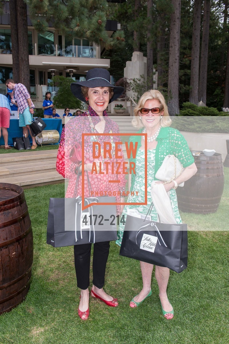 Susan Grau, Dede Wilsey, Saks Fifth Avenue and The League to Save Lake Tahoe Present Fashion on the Lake, Private Residence, August 1st, 2015,Drew Altizer, Drew Altizer Photography, full-service agency, private events, San Francisco photographer, photographer california