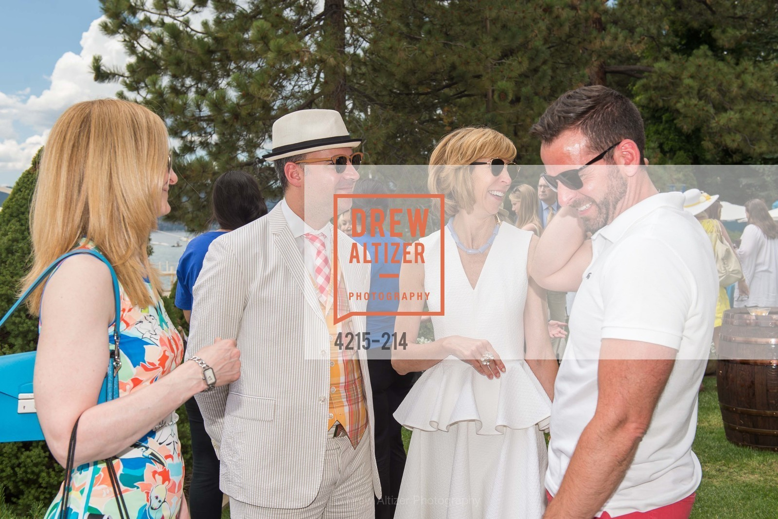 Robert Arnold-Kraft, Nancy Kukacka, Ryan Williams, Saks Fifth Avenue and The League to Save Lake Tahoe Present Fashion on the Lake, Private Residence, August 1st, 2015,Drew Altizer, Drew Altizer Photography, full-service agency, private events, San Francisco photographer, photographer california