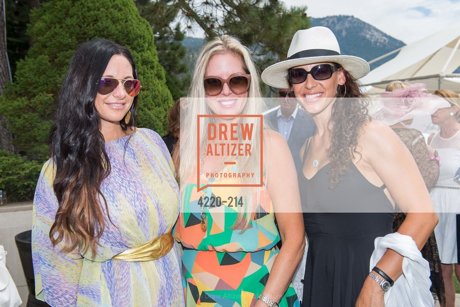 Heather Dubinetskiy, Kim Saca, Melissa Allman, Saks Fifth Avenue and The League to Save Lake Tahoe Present Fashion on the Lake, Private Residence, August 1st, 2015,Drew Altizer, Drew Altizer Photography, full-service event agency, private events, San Francisco photographer, photographer California