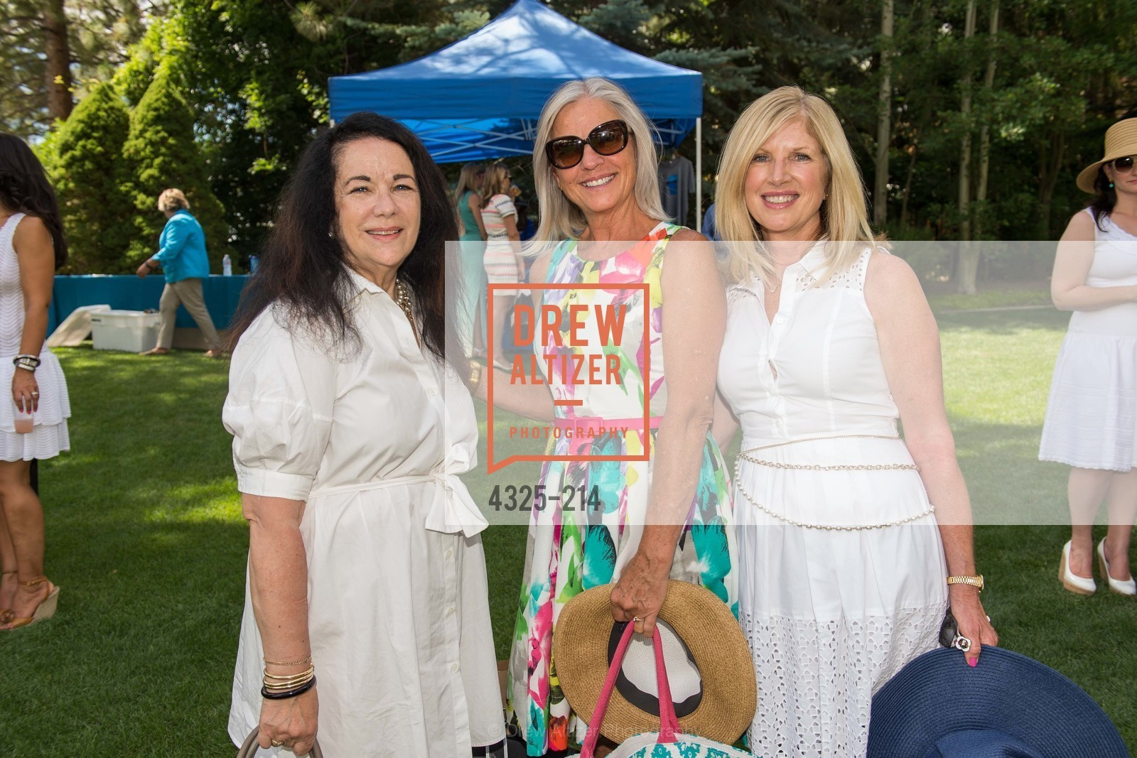NIna Klein, Suzanne Evans, Melanie Montanas, Saks Fifth Avenue and The League to Save Lake Tahoe Present Fashion on the Lake, Private Residence, August 1st, 2015,Drew Altizer, Drew Altizer Photography, full-service agency, private events, San Francisco photographer, photographer california