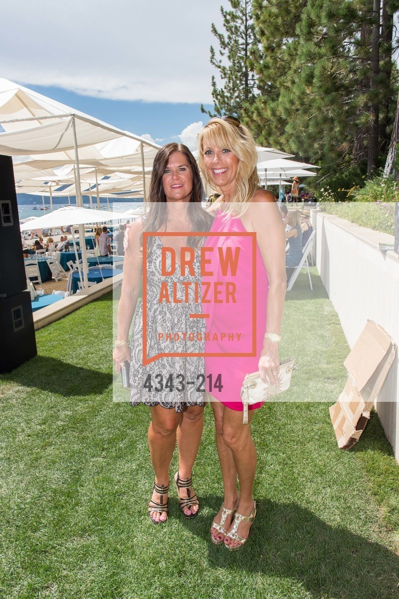 Brenda Caren, Lisa Robinson, Saks Fifth Avenue and The League to Save Lake Tahoe Present Fashion on the Lake, Private Residence, August 1st, 2015,Drew Altizer, Drew Altizer Photography, full-service agency, private events, San Francisco photographer, photographer california